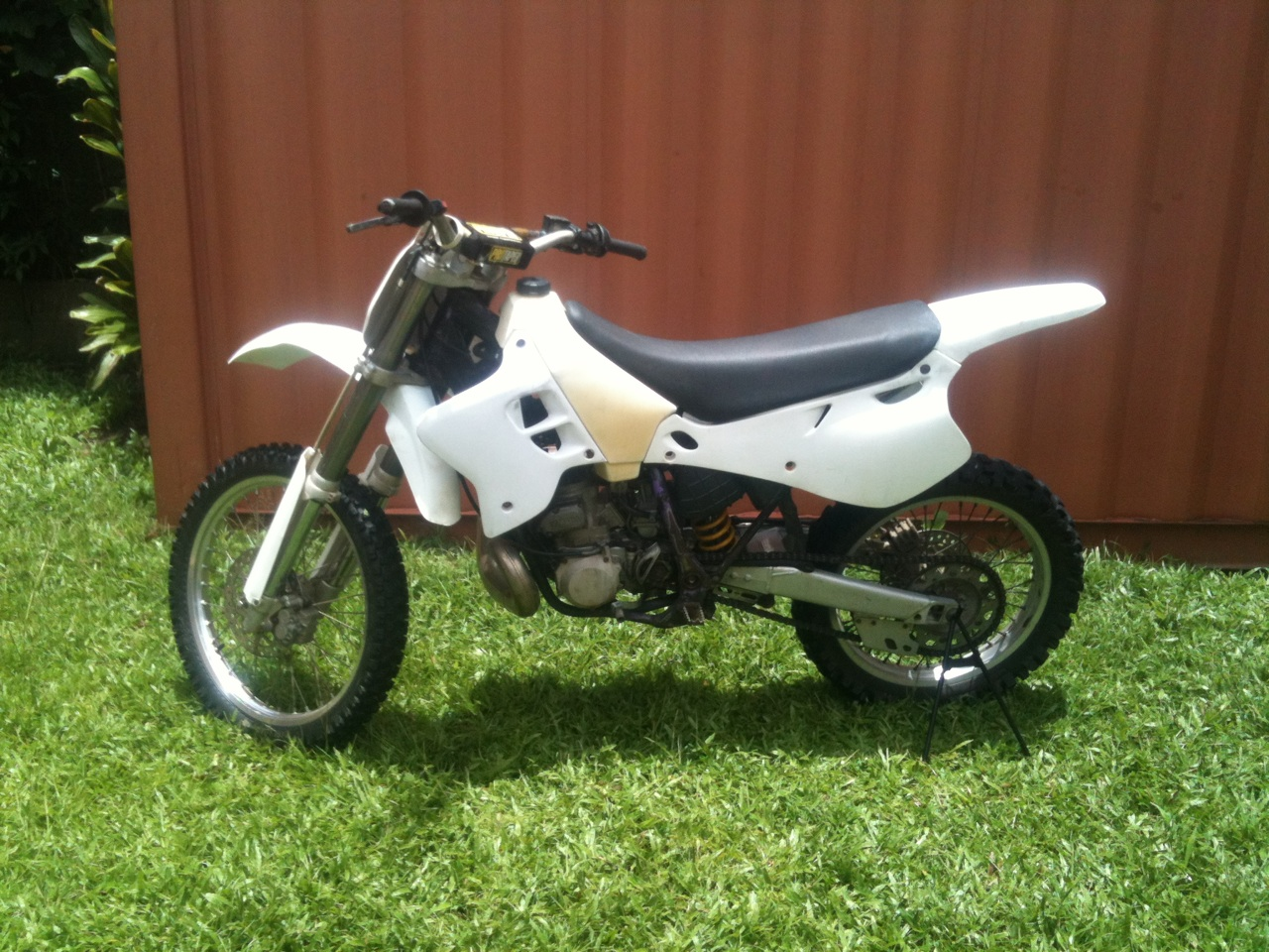 1995 yamaha yz250 bike sales qld cairns for 1995 yamaha yz250 for sale