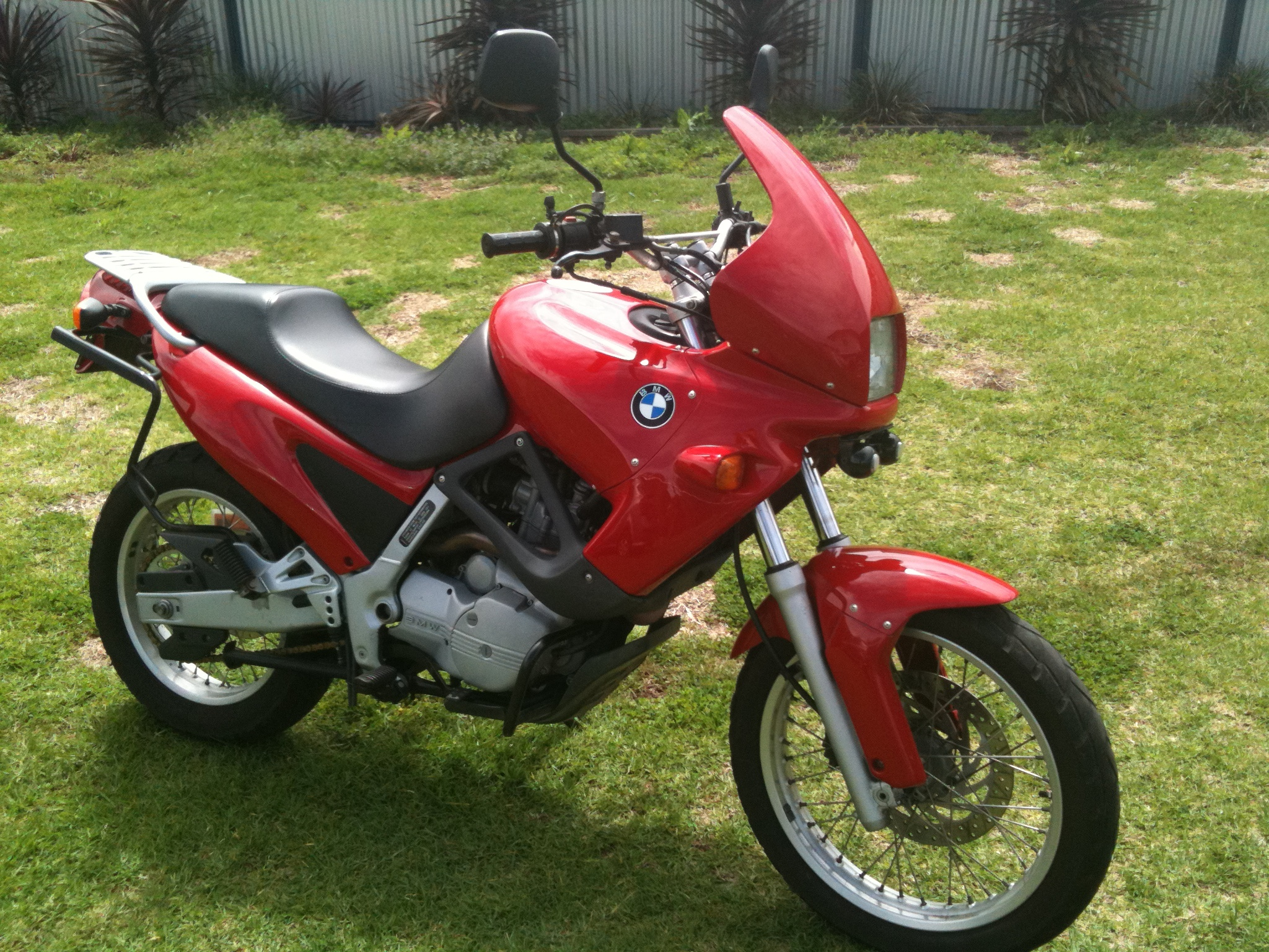 1996 bmw f650 funduro bike sales qld darling downs. Black Bedroom Furniture Sets. Home Design Ideas