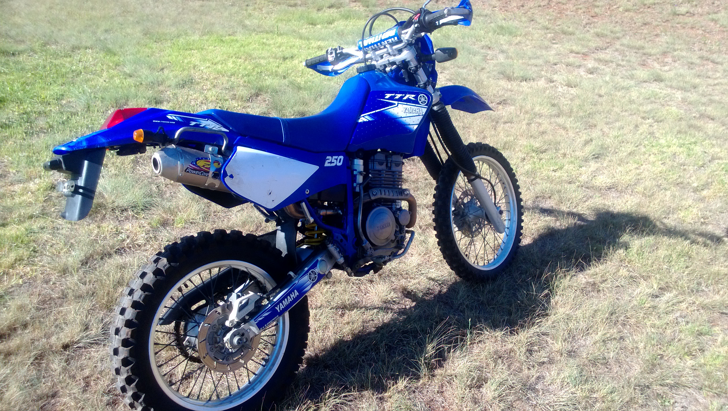 2002 yamaha r 250 for sale qld sunshine coast for Yamaha ttr 250