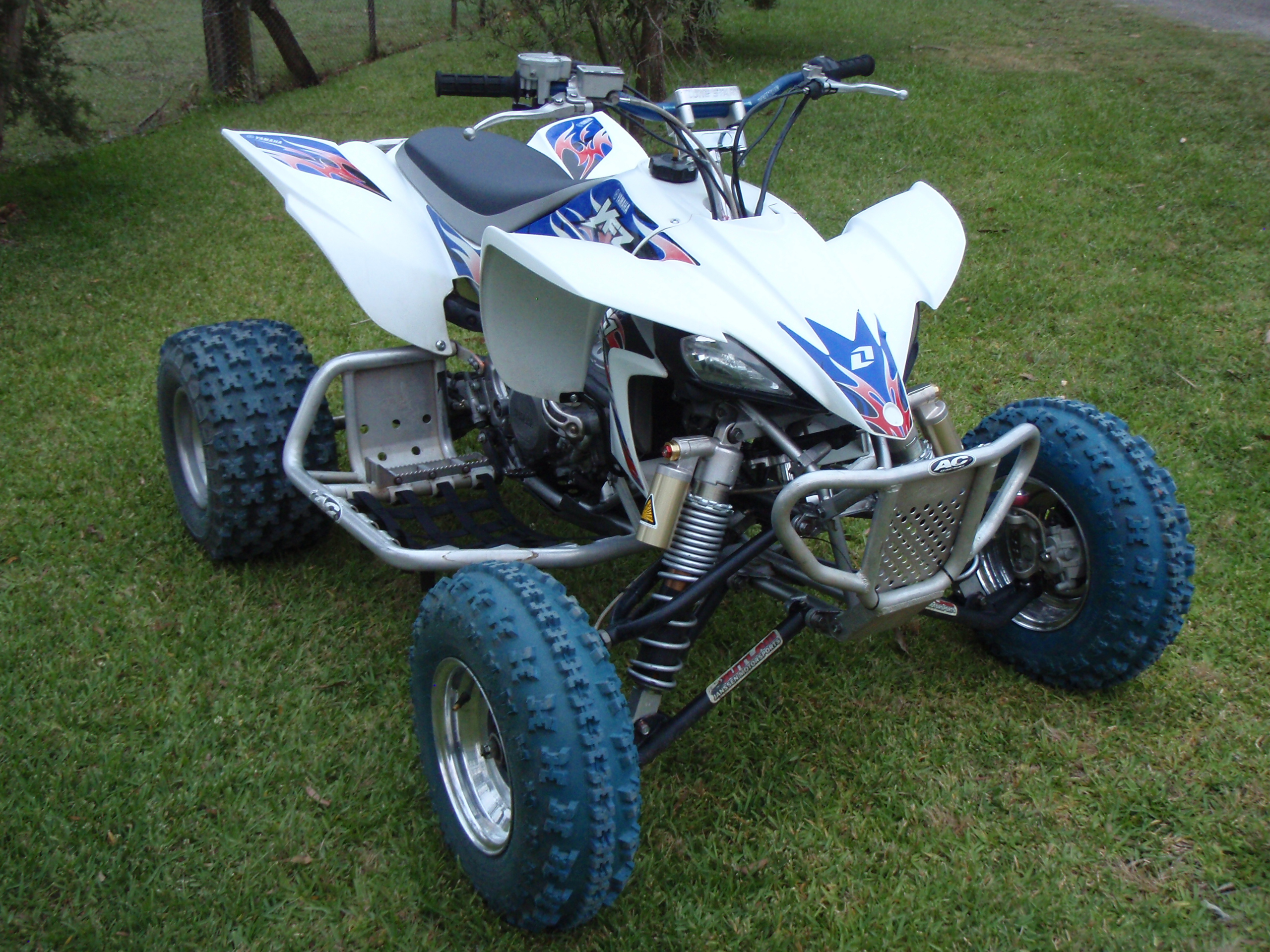 2007 yfz 450 exhaust - 2007 Yfz450 Motorcycles for sale
