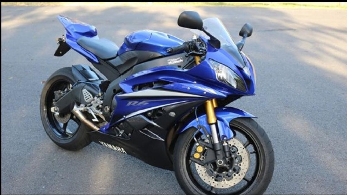 2007 yamaha yzf r6 for sale qld brisbane for 2007 yamaha r6 for sale