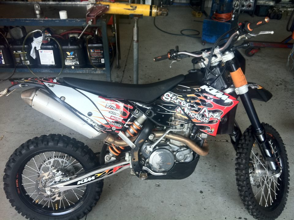 Ktm  Exc For Sale Qld
