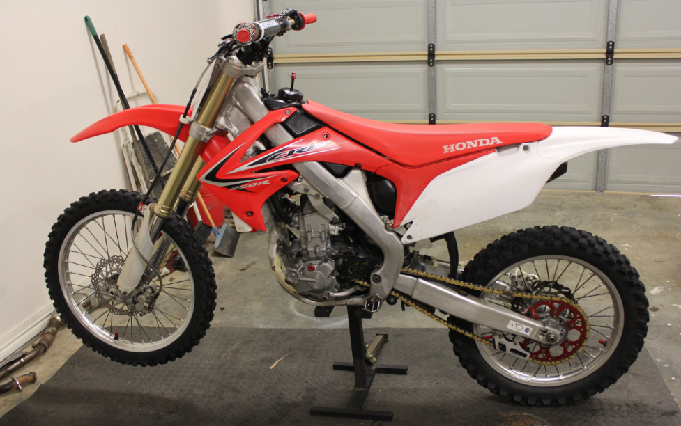 2012 honda crf 250cc for sale autos post. Black Bedroom Furniture Sets. Home Design Ideas