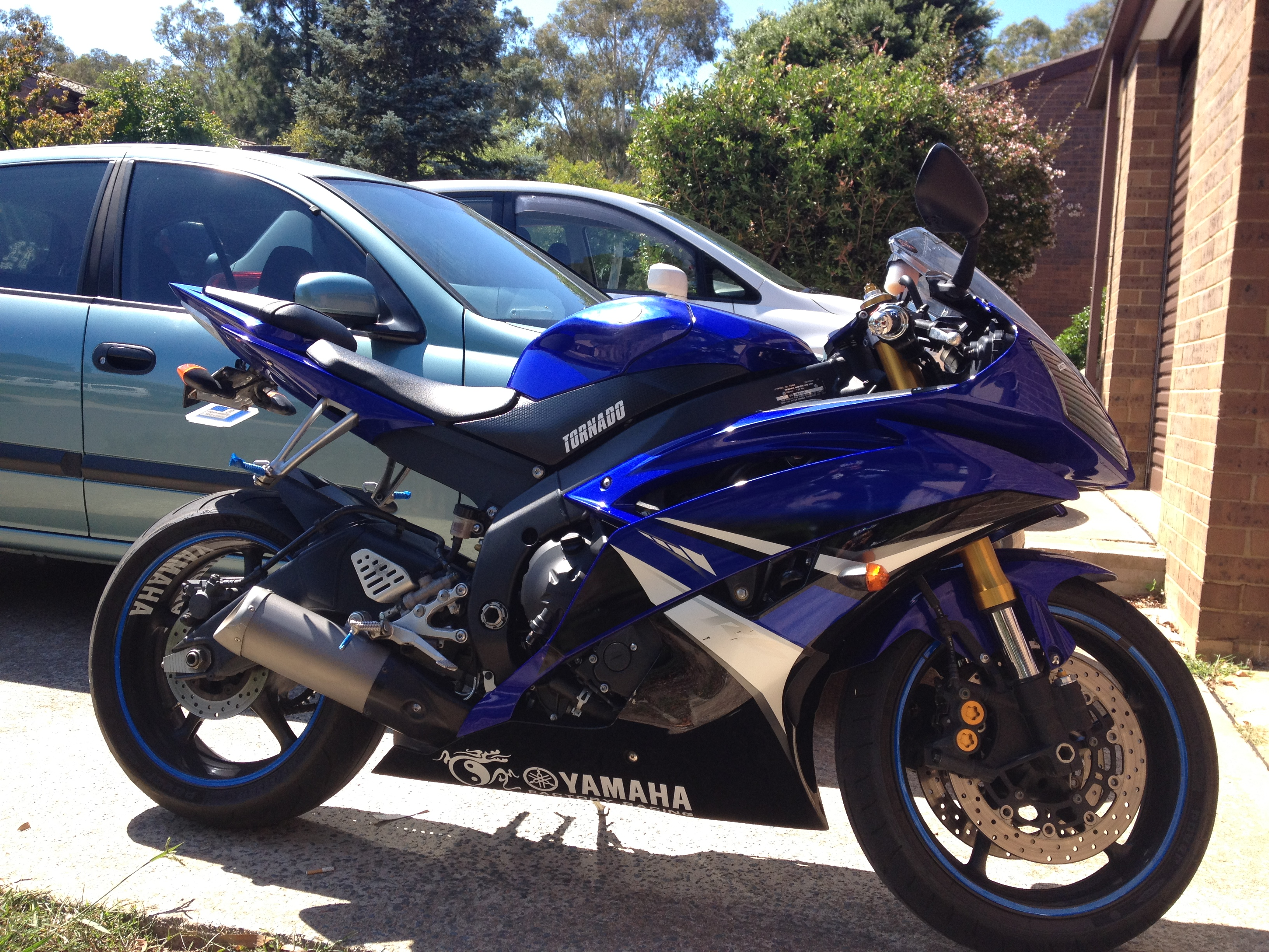 2007 yamaha yzf r6 for sale act canberra for 2007 yamaha r6 for sale