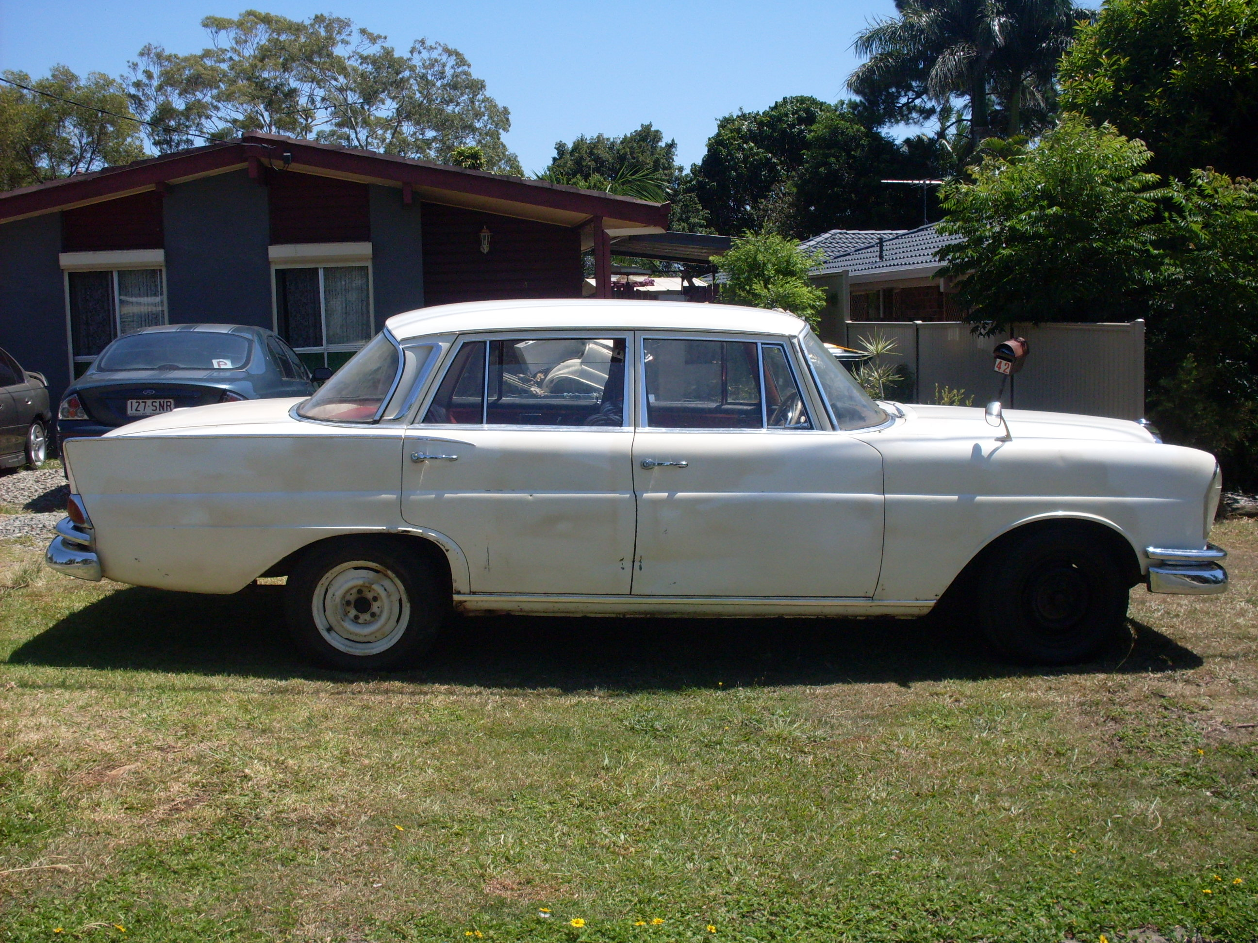1961 benz 220s for sale qld brisbane for 1961 mercedes benz