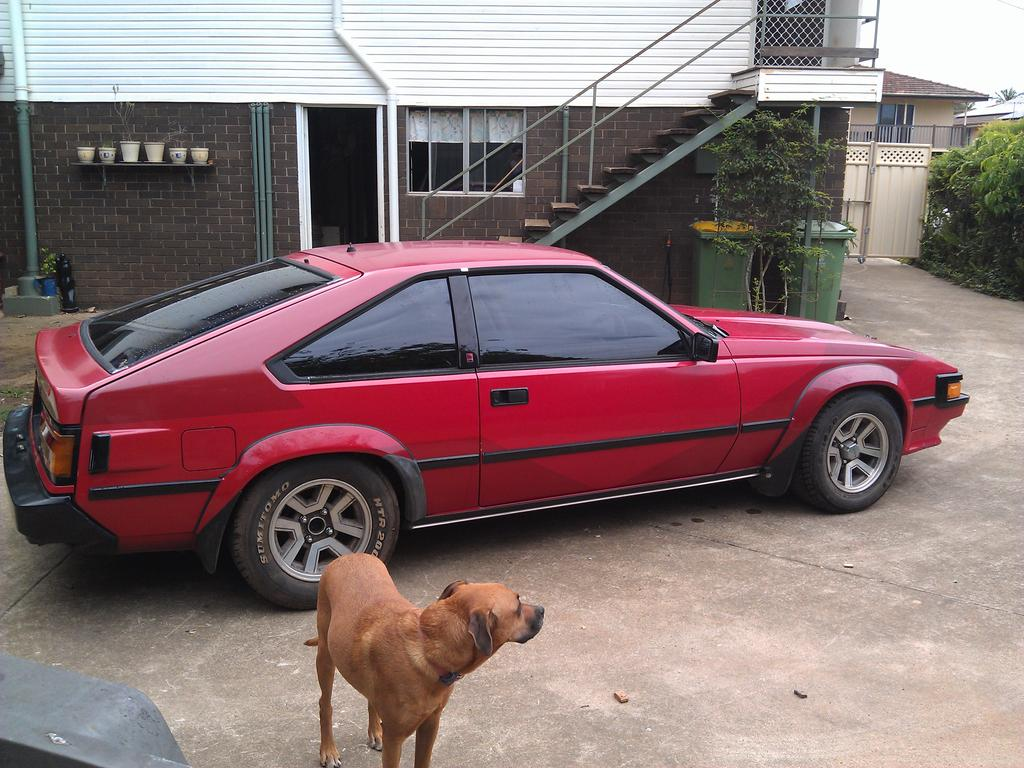 1984 toyota supra for sale qld brisbane north. Black Bedroom Furniture Sets. Home Design Ideas