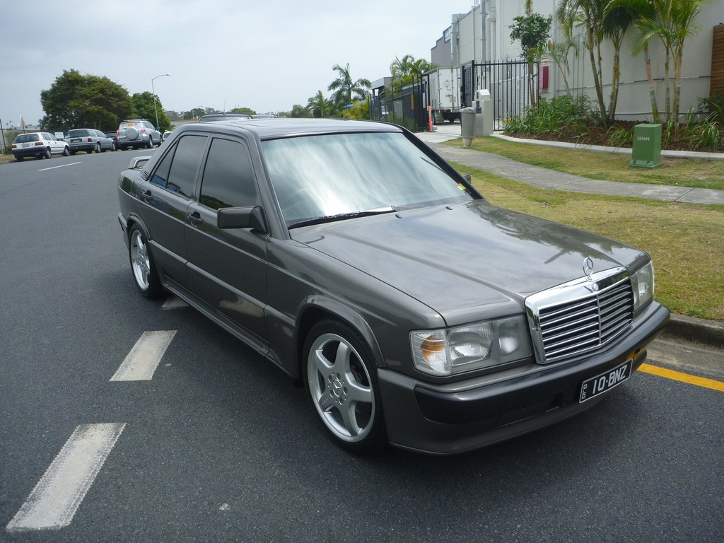 1985 benz 190e for sale qld gold coast. Black Bedroom Furniture Sets. Home Design Ideas