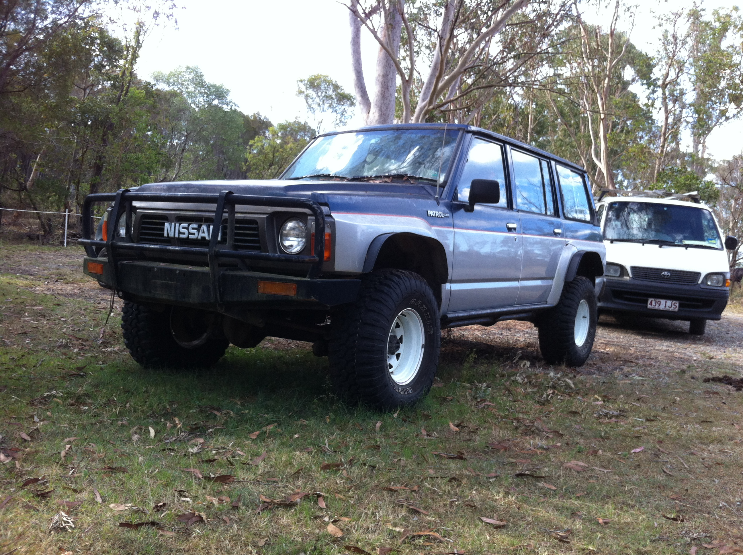 1991 nissan patrol 4x4 car sales qld brisbane east. Black Bedroom Furniture Sets. Home Design Ideas