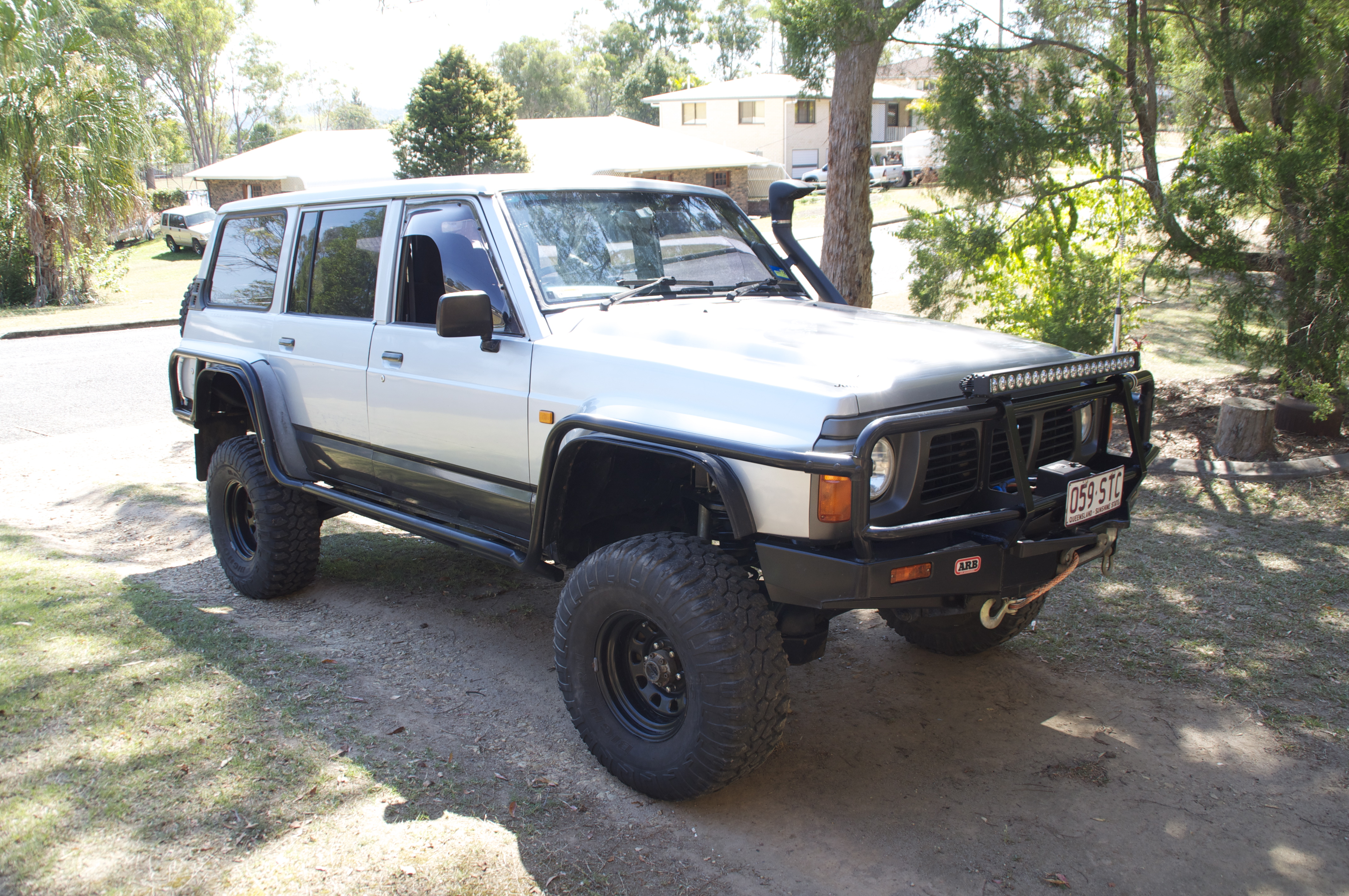 1992 ford maverick xl 4x4 car sales qld sunshine coast. Black Bedroom Furniture Sets. Home Design Ideas