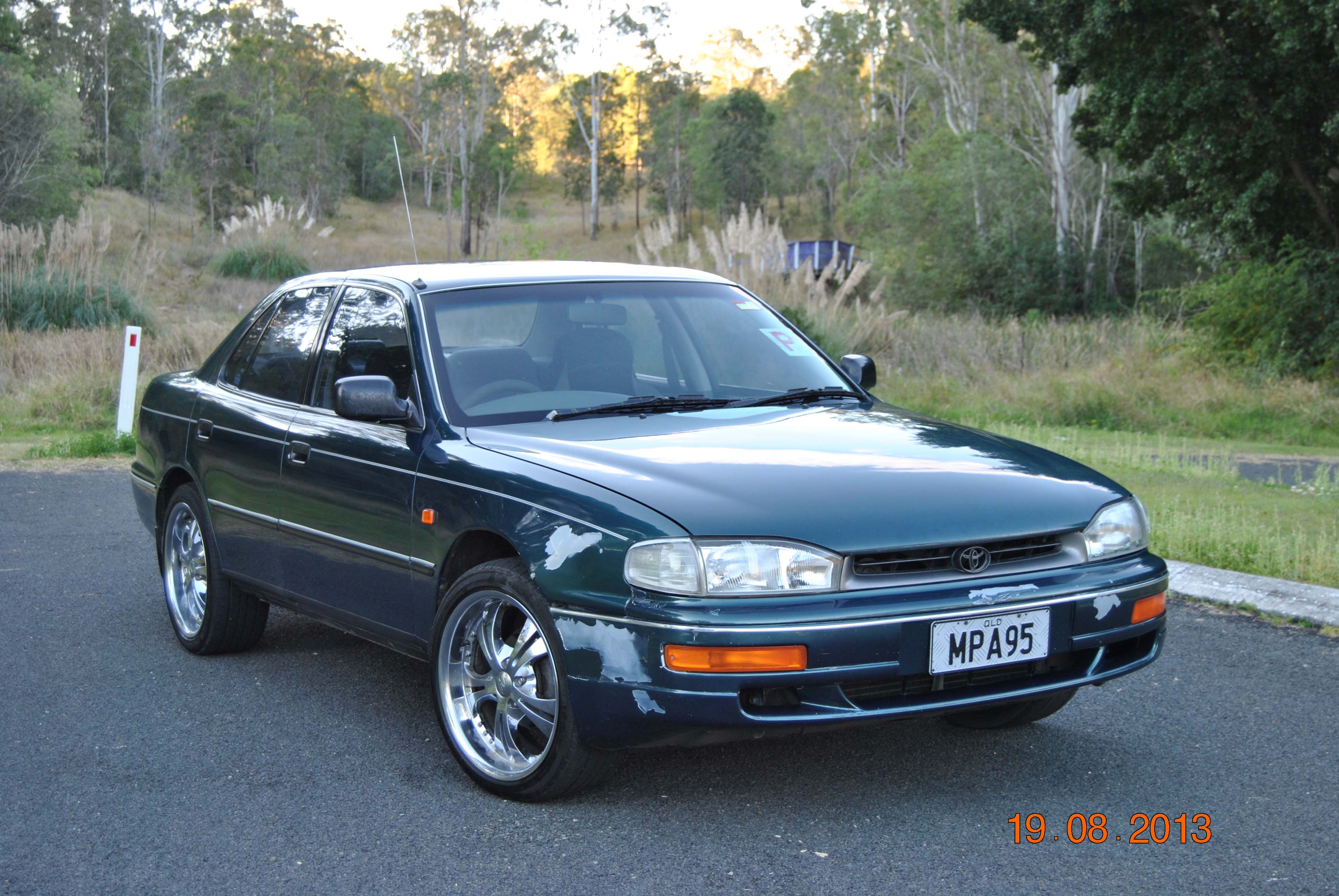 1996 toyota camry csi sdv10 car sales qld brisbane south. Black Bedroom Furniture Sets. Home Design Ideas
