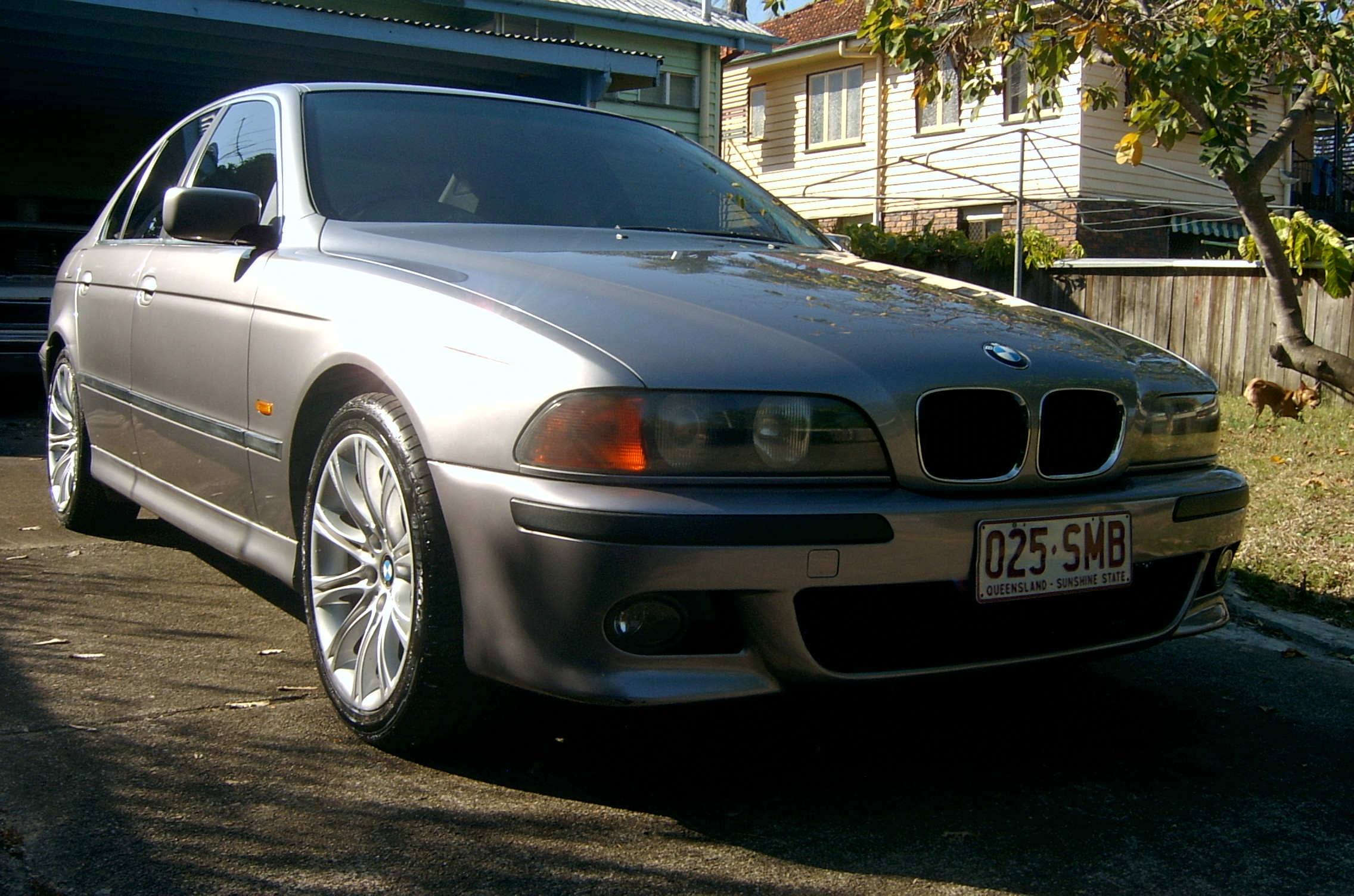 1997 bmw 523i e39 car sales qld brisbane north. Black Bedroom Furniture Sets. Home Design Ideas