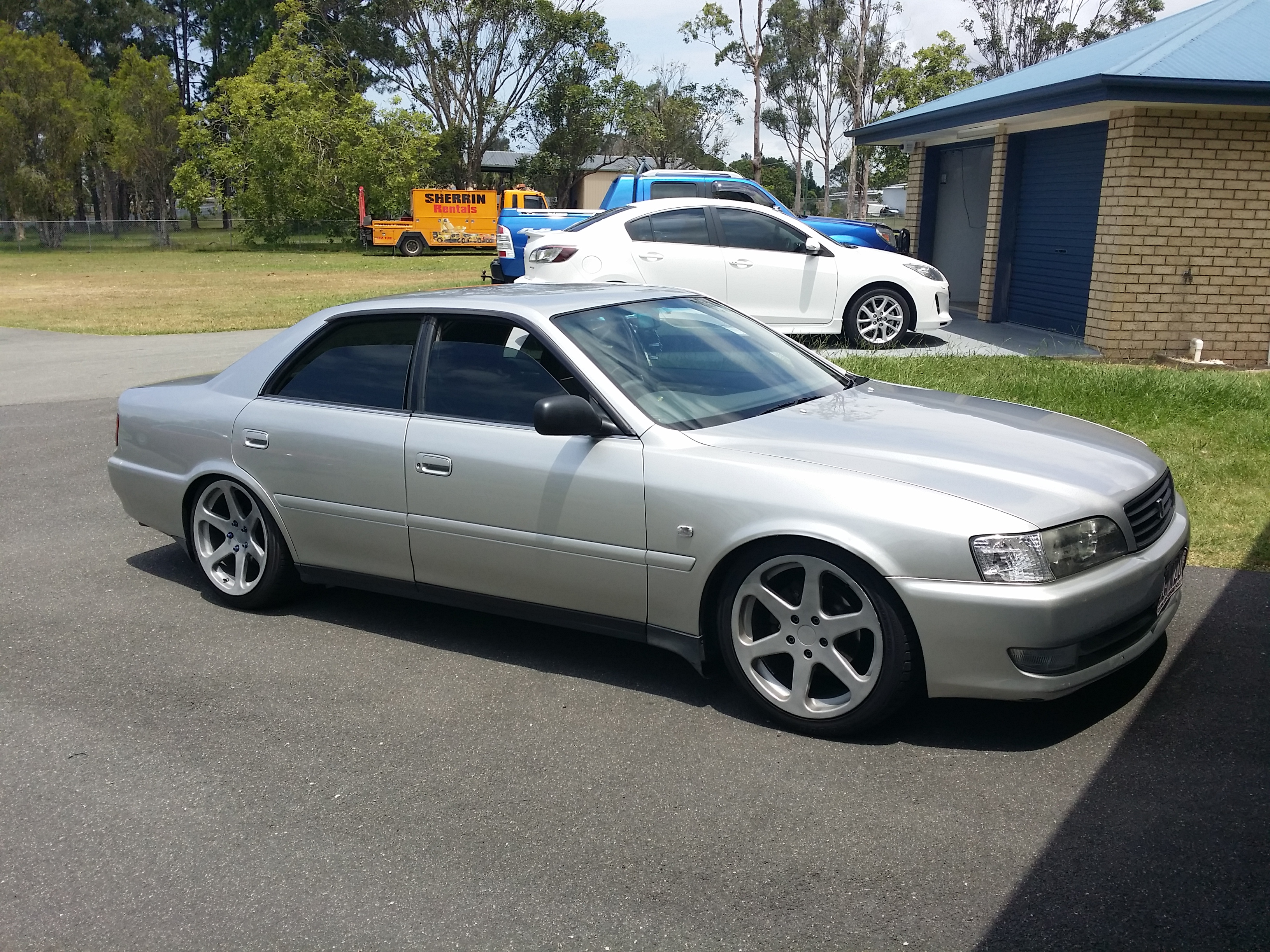 Toyota Camry 2001 Grande >> 1998 Toyota Chaser 3.0 Avante G related infomation,specifications - WeiLi Automotive Network