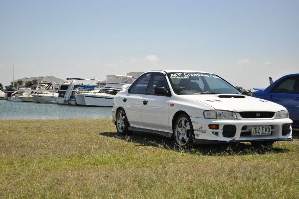 1999 subaru impreza wrx awd my99 for sale qld ipswich. Black Bedroom Furniture Sets. Home Design Ideas