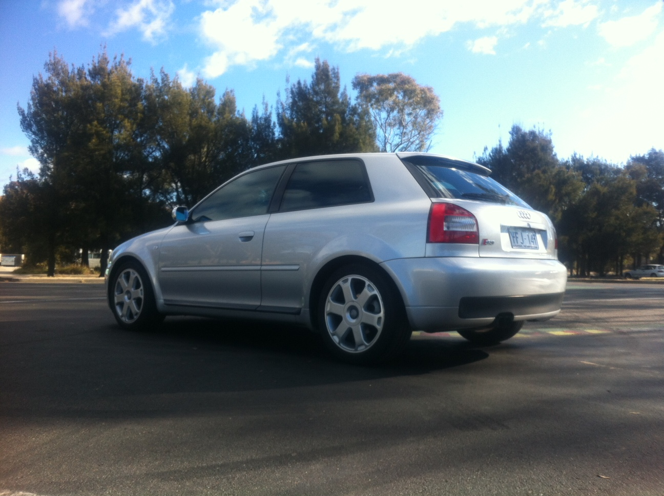 2000 Audi S3 1 8 Car Sales Act Canberra 2327630