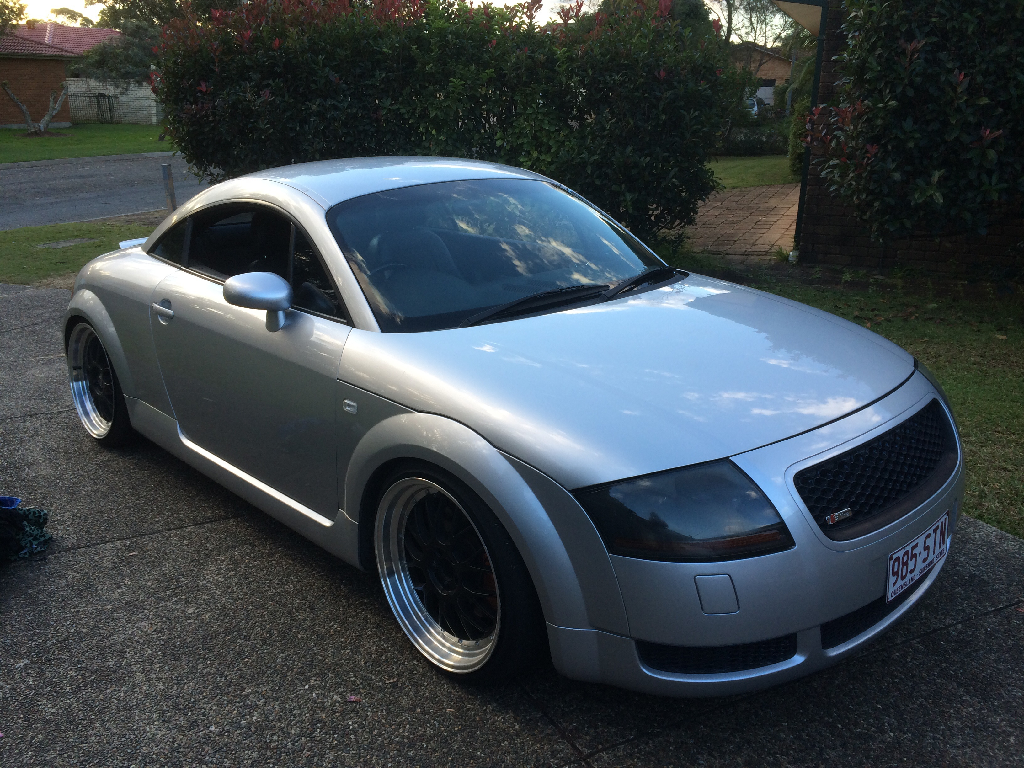 2000 audi tt quattro for sale nsw mid north coast. Black Bedroom Furniture Sets. Home Design Ideas
