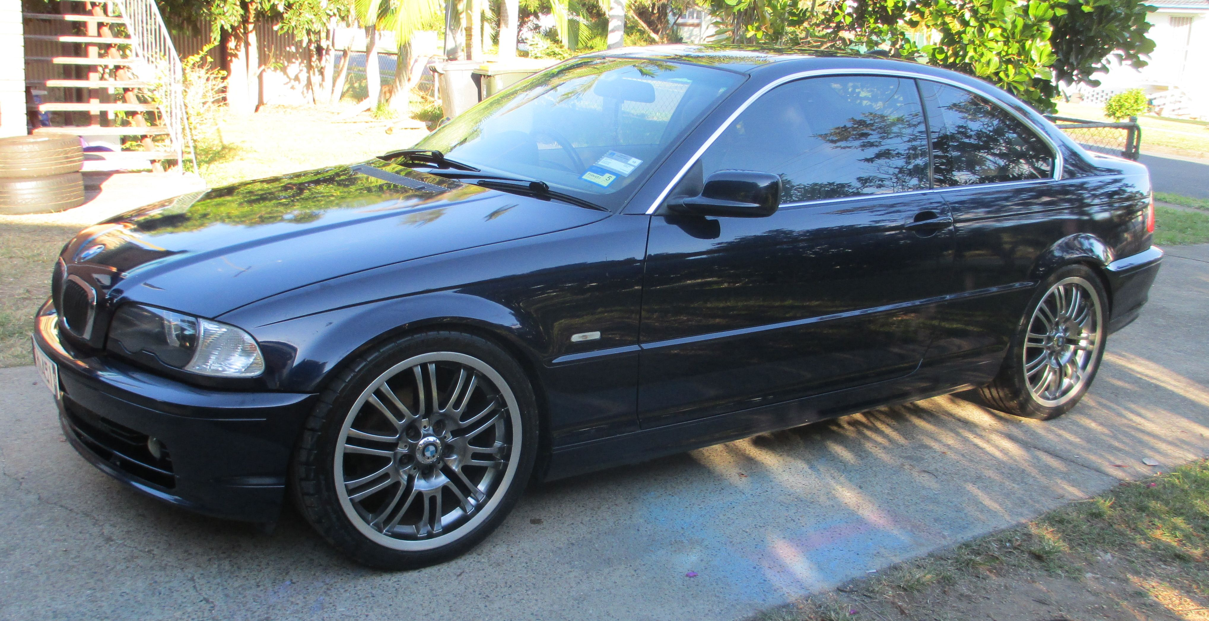 2000 bmw 323ci e46 car sales qld brisbane south. Black Bedroom Furniture Sets. Home Design Ideas