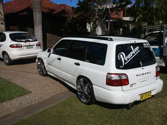 2000 subaru forester gt my00 for sale or swap nsw far for Interieur subaru gt 2000