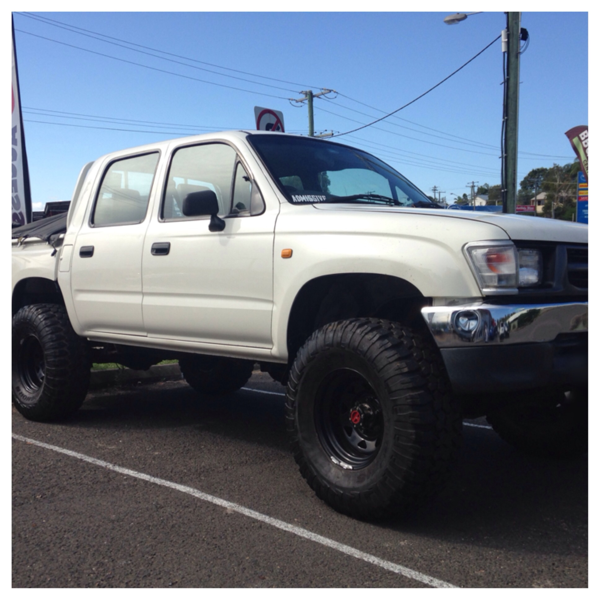 2000 Toyota Hilux For Sale Qld Sunshine Coast