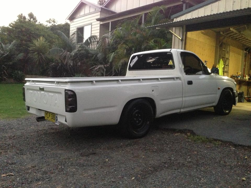 2002 toyota hilux for sale or swap nsw mid north coast