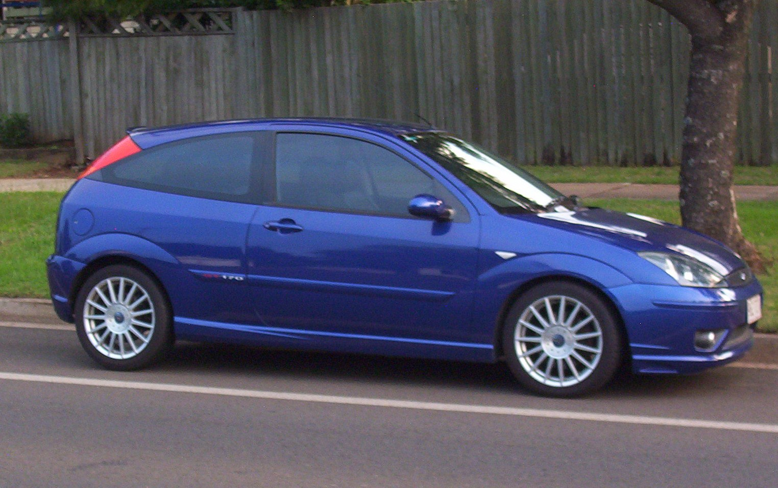 2003 ford focus st170 lr car sales qld darling downs. Black Bedroom Furniture Sets. Home Design Ideas