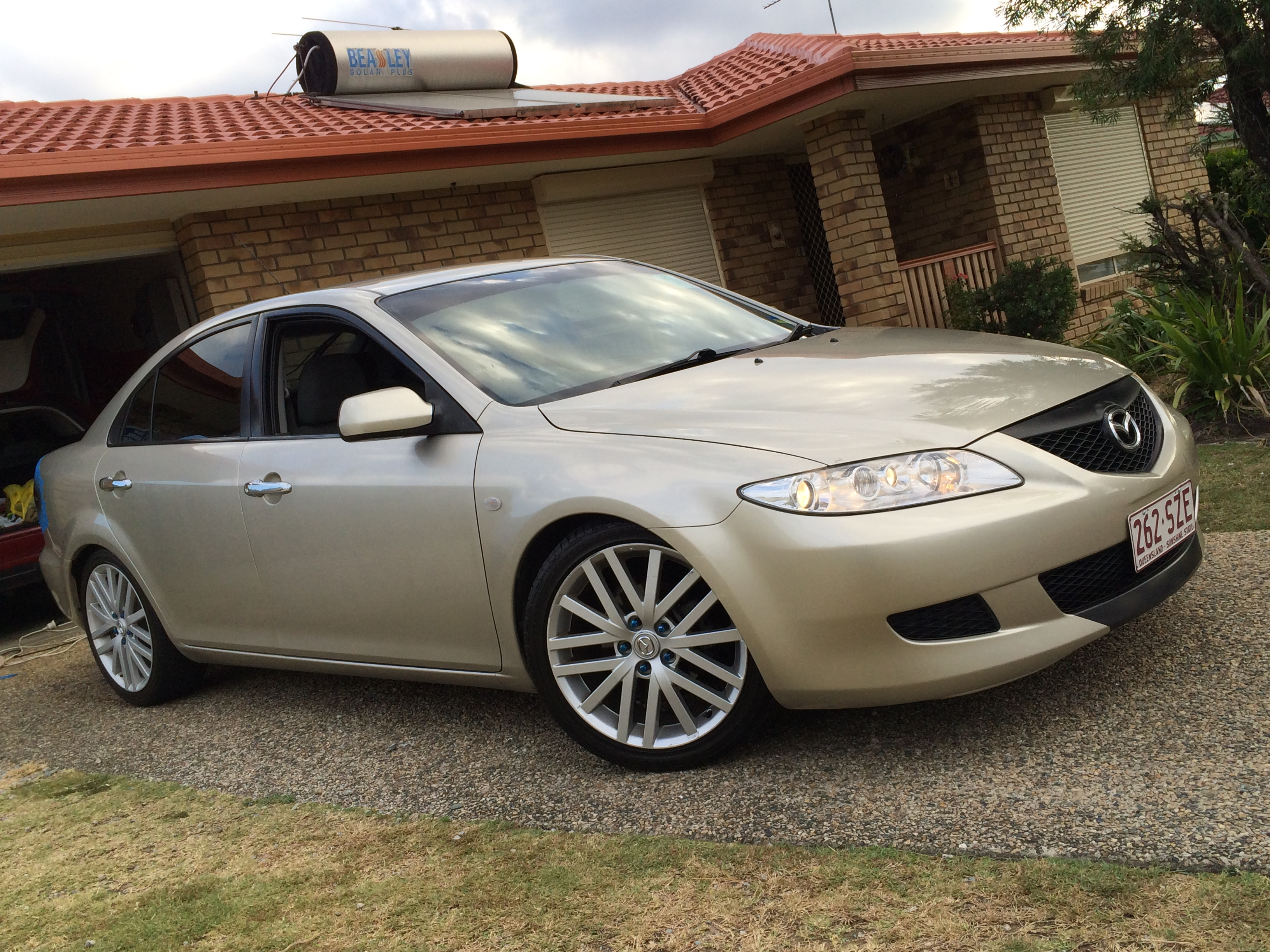 2003 mazda 6 for sale qld brisbane north. Black Bedroom Furniture Sets. Home Design Ideas