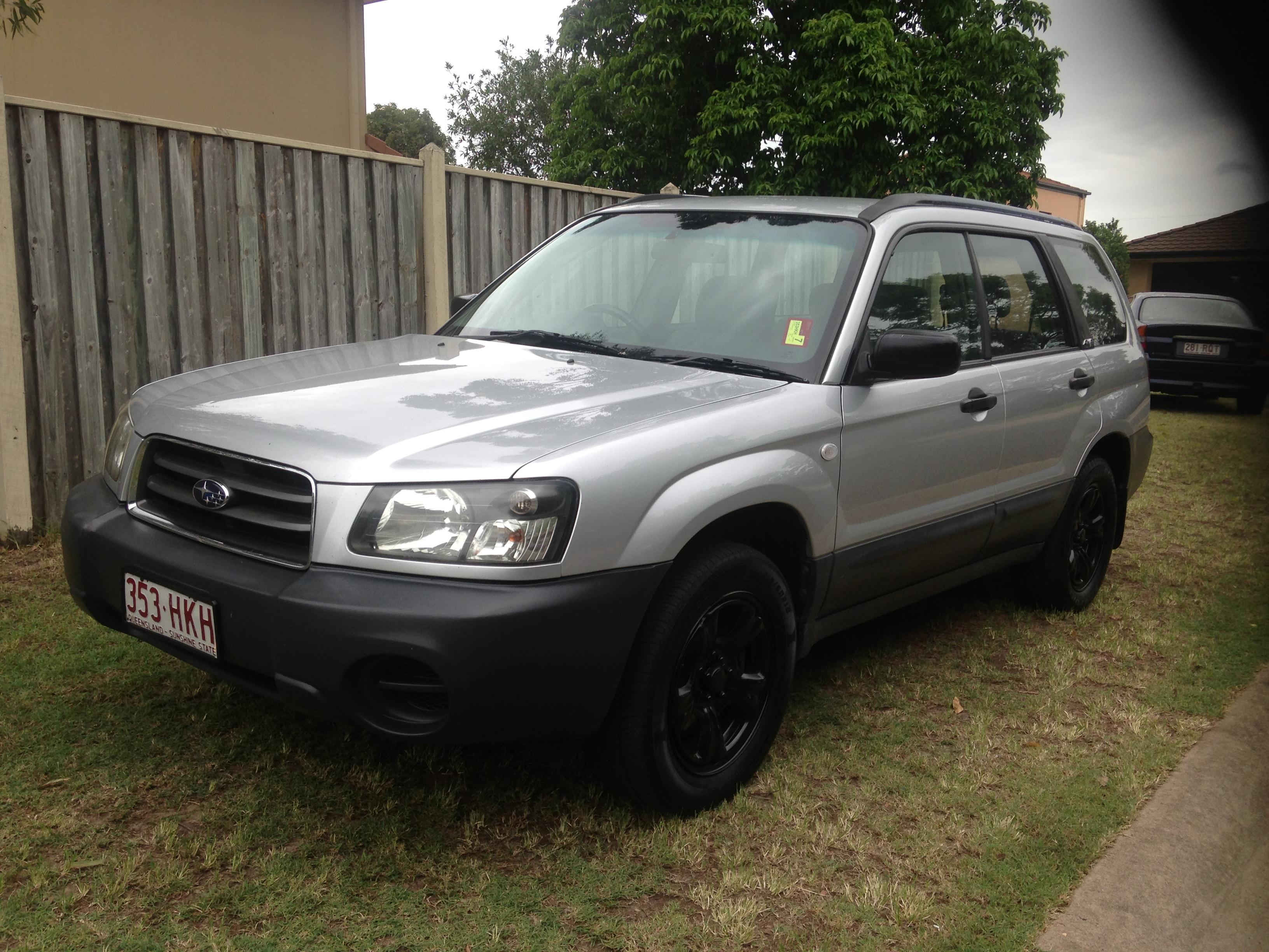 2004 subaru forester car sales qld gold coast. Black Bedroom Furniture Sets. Home Design Ideas