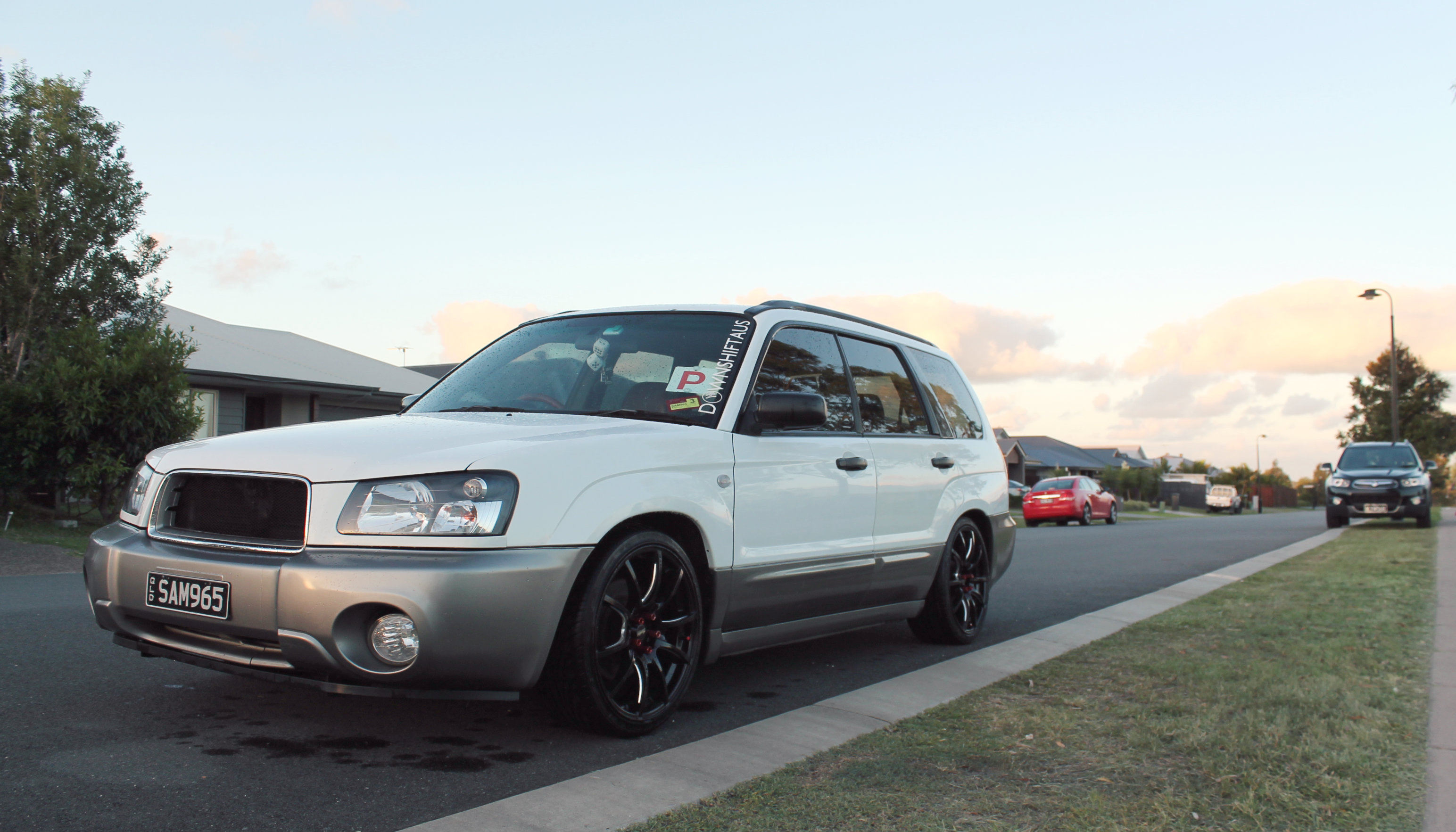 2004 subaru forester xs my04 car sales qld gold coast. Black Bedroom Furniture Sets. Home Design Ideas