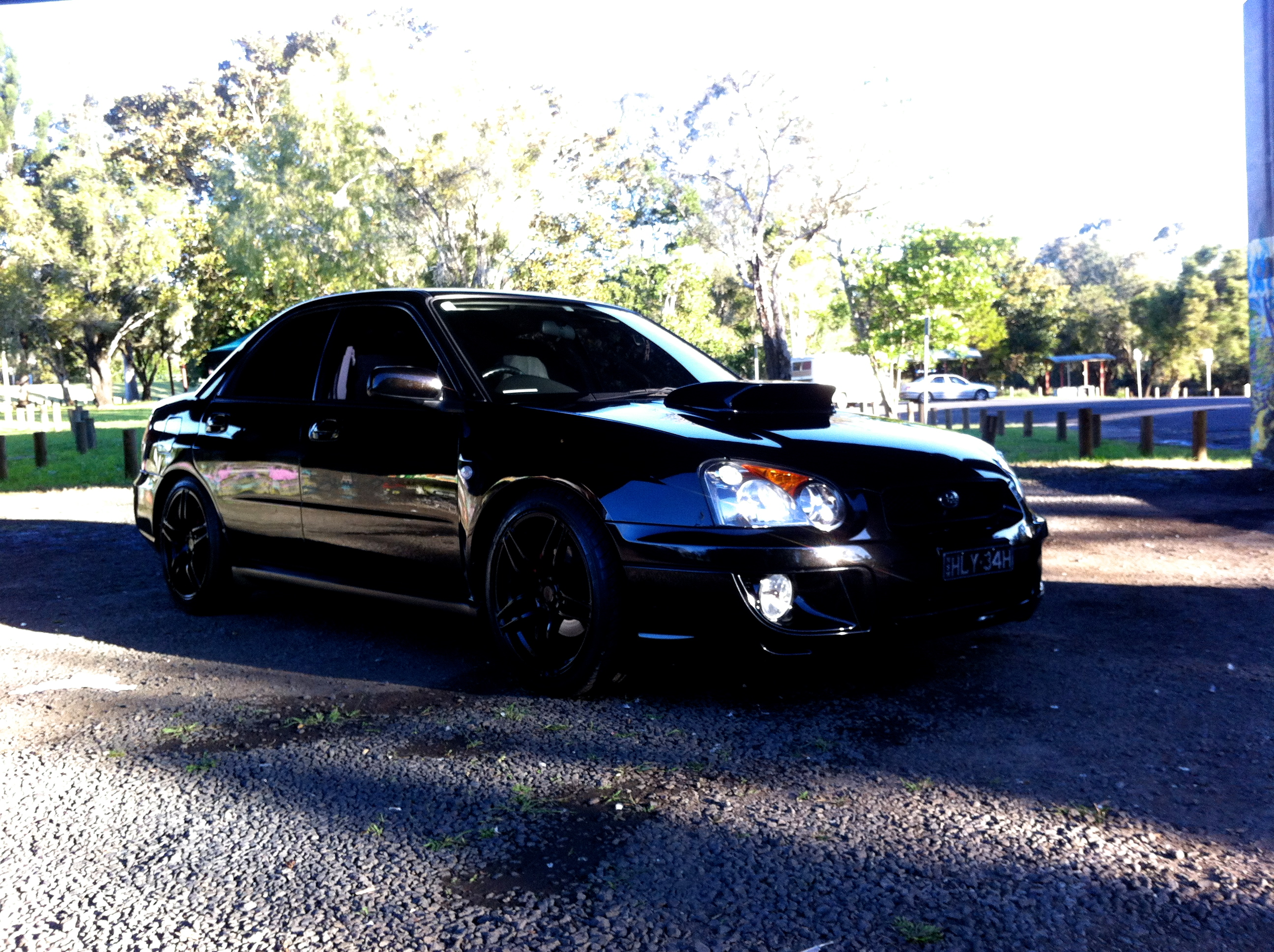 2004 subaru impreza rs awd my04 for sale nsw far north coast. Black Bedroom Furniture Sets. Home Design Ideas