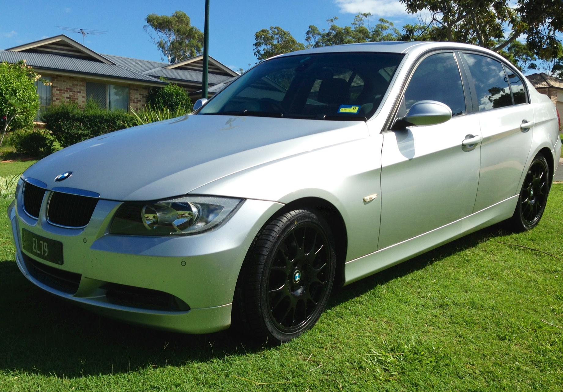 2005 bmw 320i e90 for sale qld brisbane. Black Bedroom Furniture Sets. Home Design Ideas