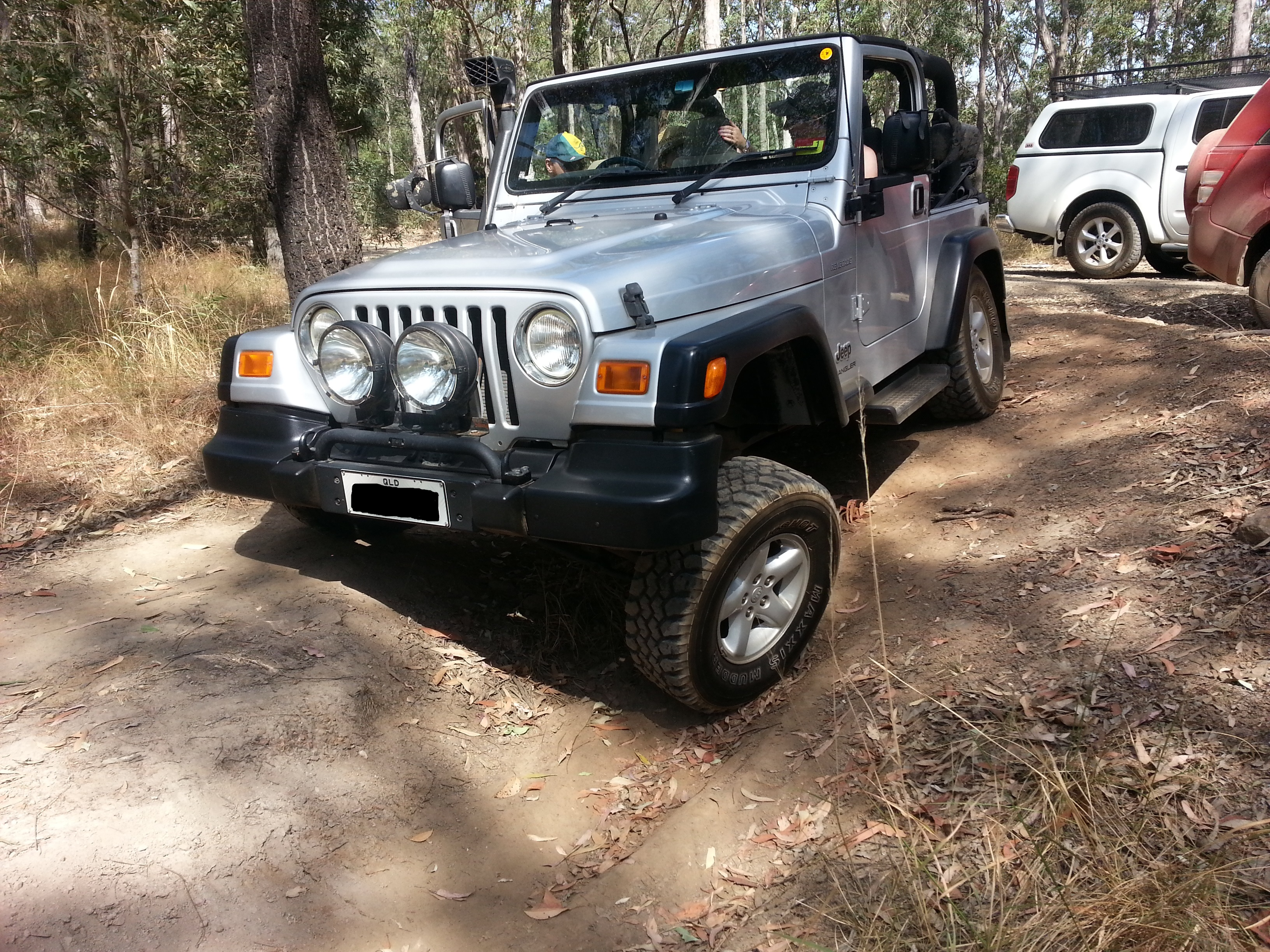 2005 jeep wrangler renegade 4x4 tj car sales qld brisbane. Black Bedroom Furniture Sets. Home Design Ideas