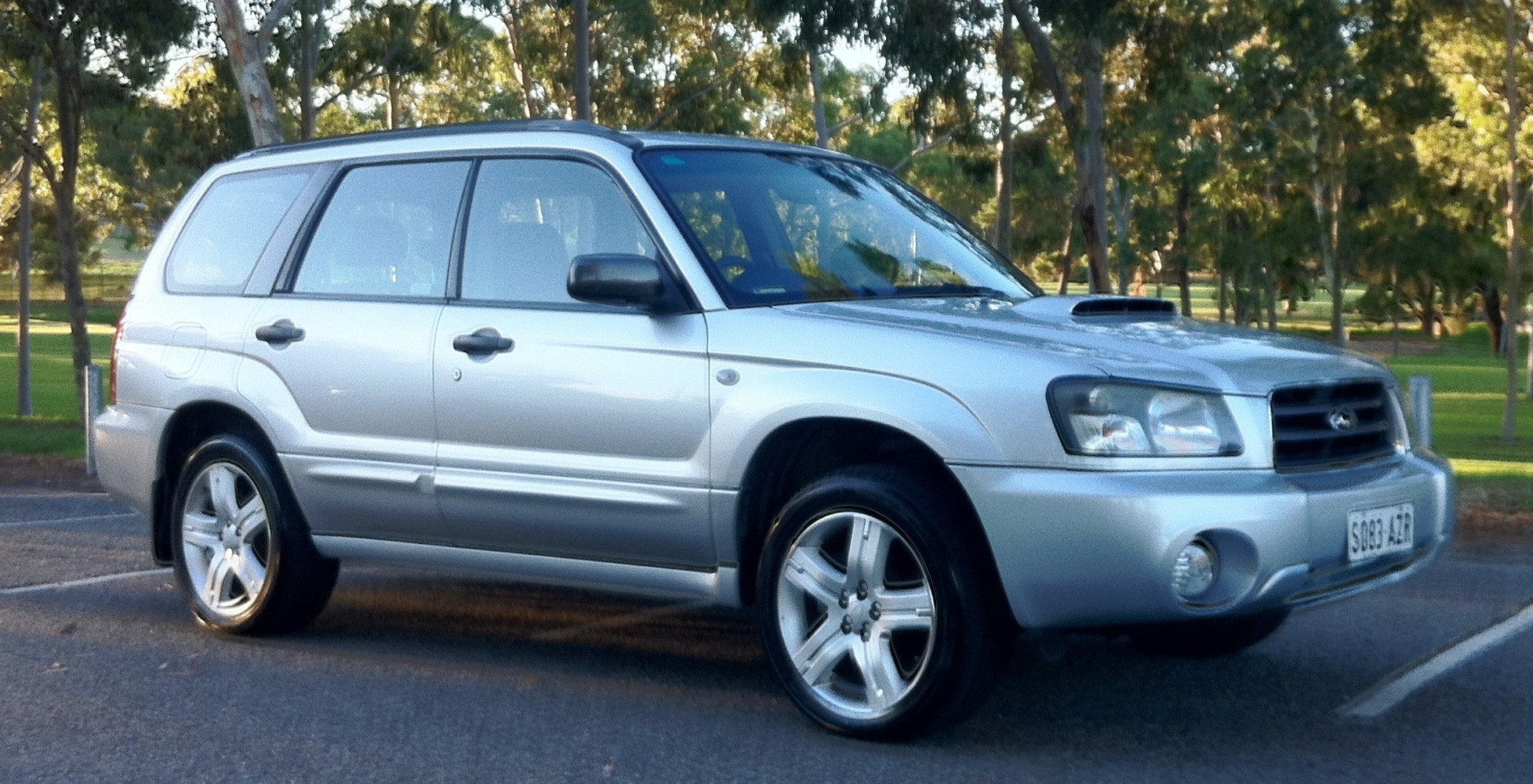 2005 subaru forester xt luxury my06 car sales sa adelaide north east. Black Bedroom Furniture Sets. Home Design Ideas