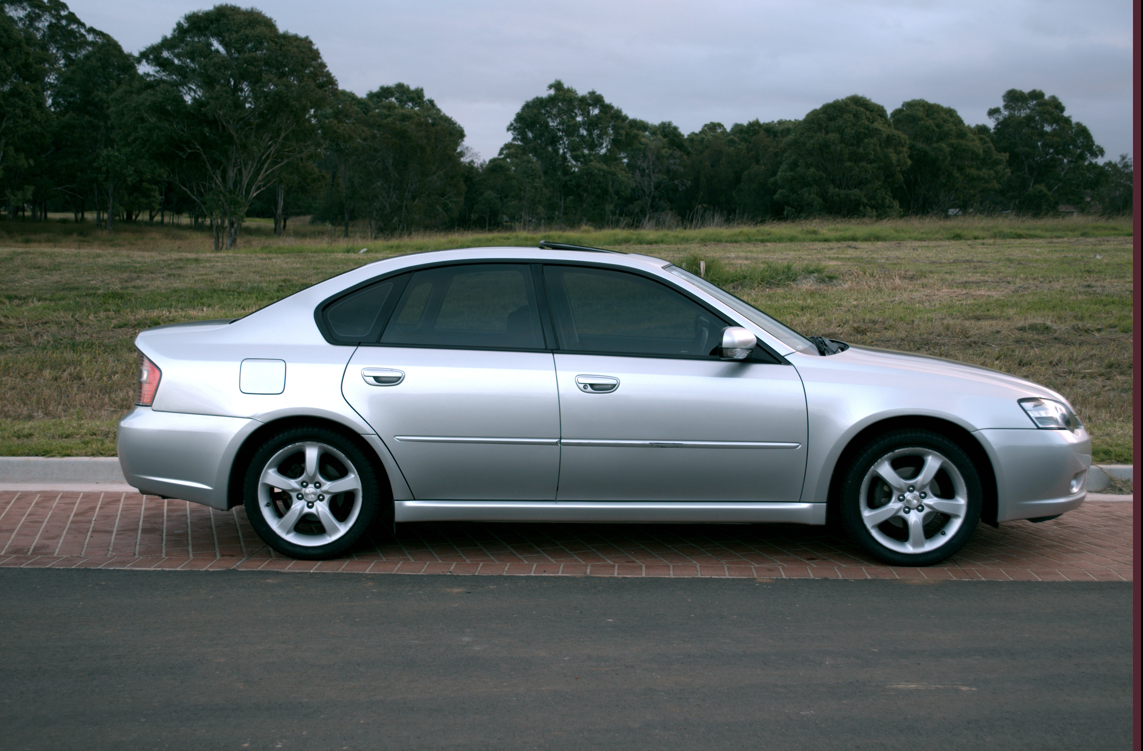2005 Subaru Liberty 2 5i Premium My05 Car Sales Nsw Sydney