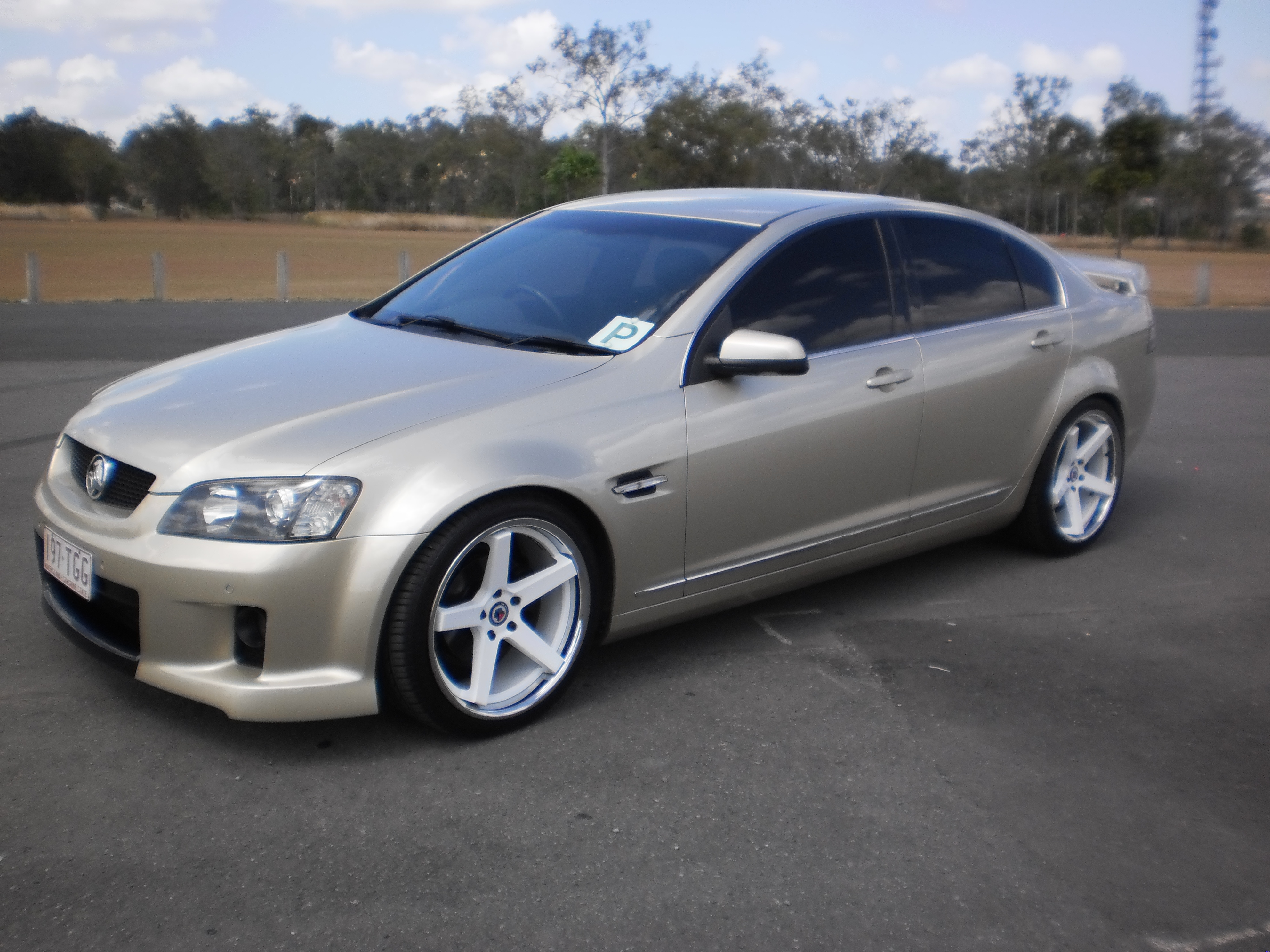 2006 Holden Calais V Ve Car Sales Qld Ipswich