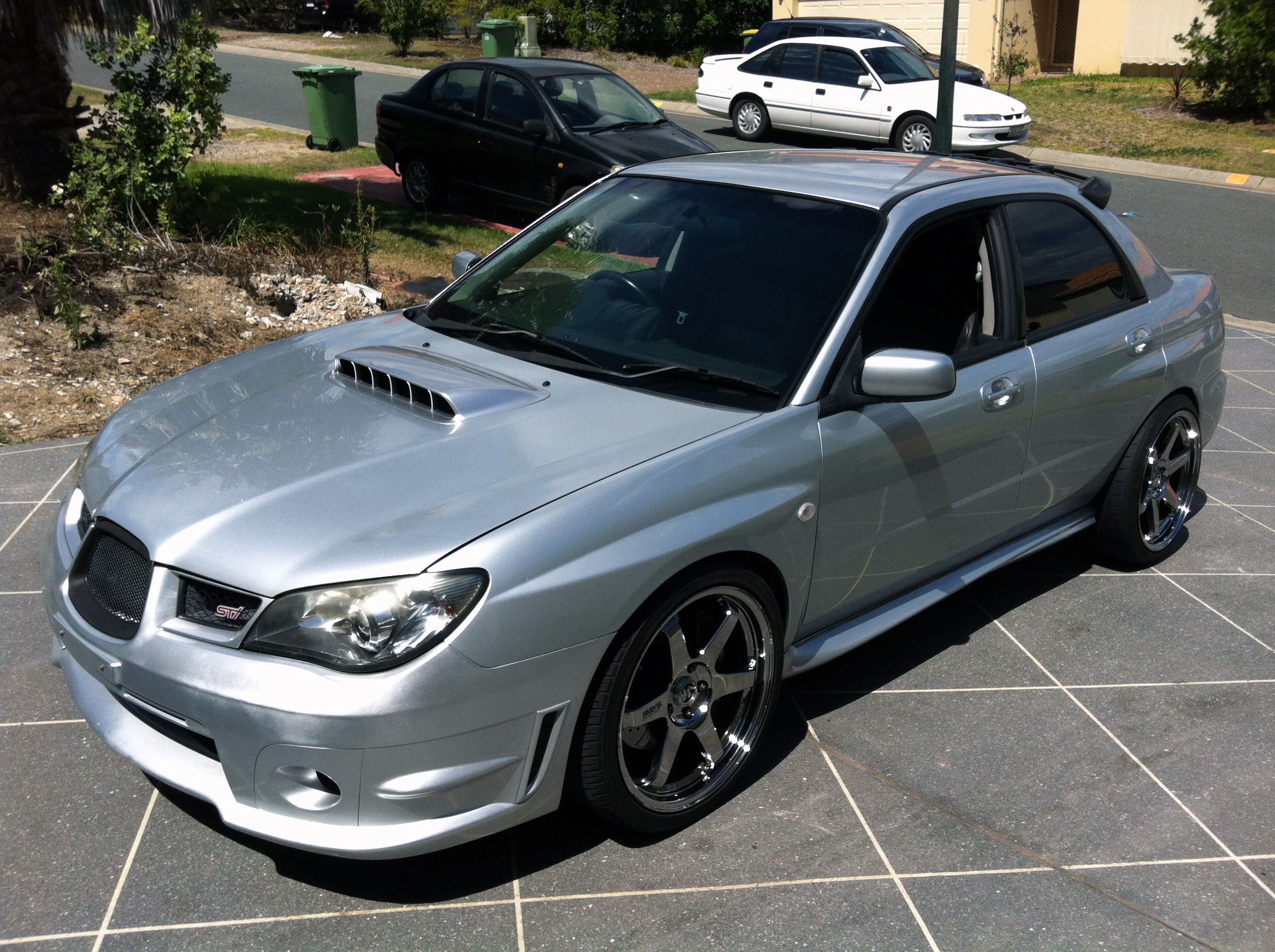 2006 subaru impreza wrx awd my06 for sale qld gold coast. Black Bedroom Furniture Sets. Home Design Ideas