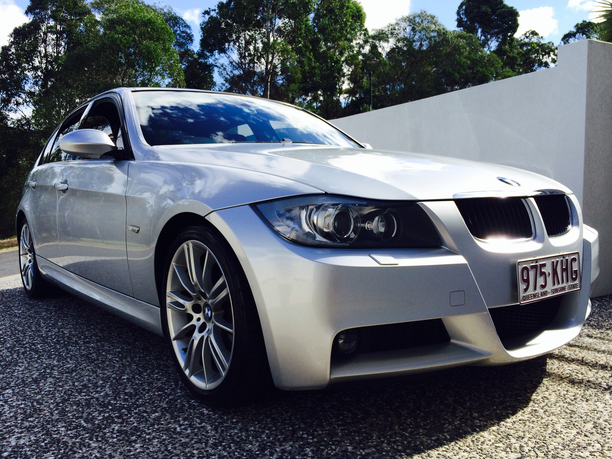 2007 bmw 320i executive e90 08 upgrade for sale qld. Black Bedroom Furniture Sets. Home Design Ideas
