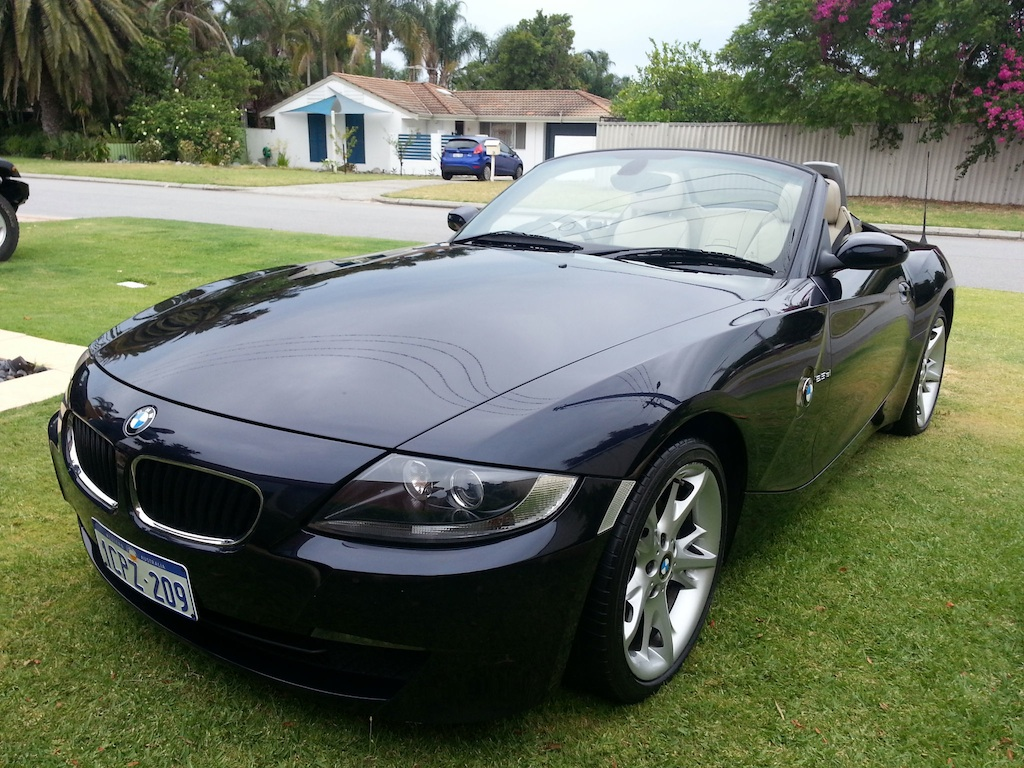 2005 Bmw Z4 3 0si E85 Related Infomation Specifications