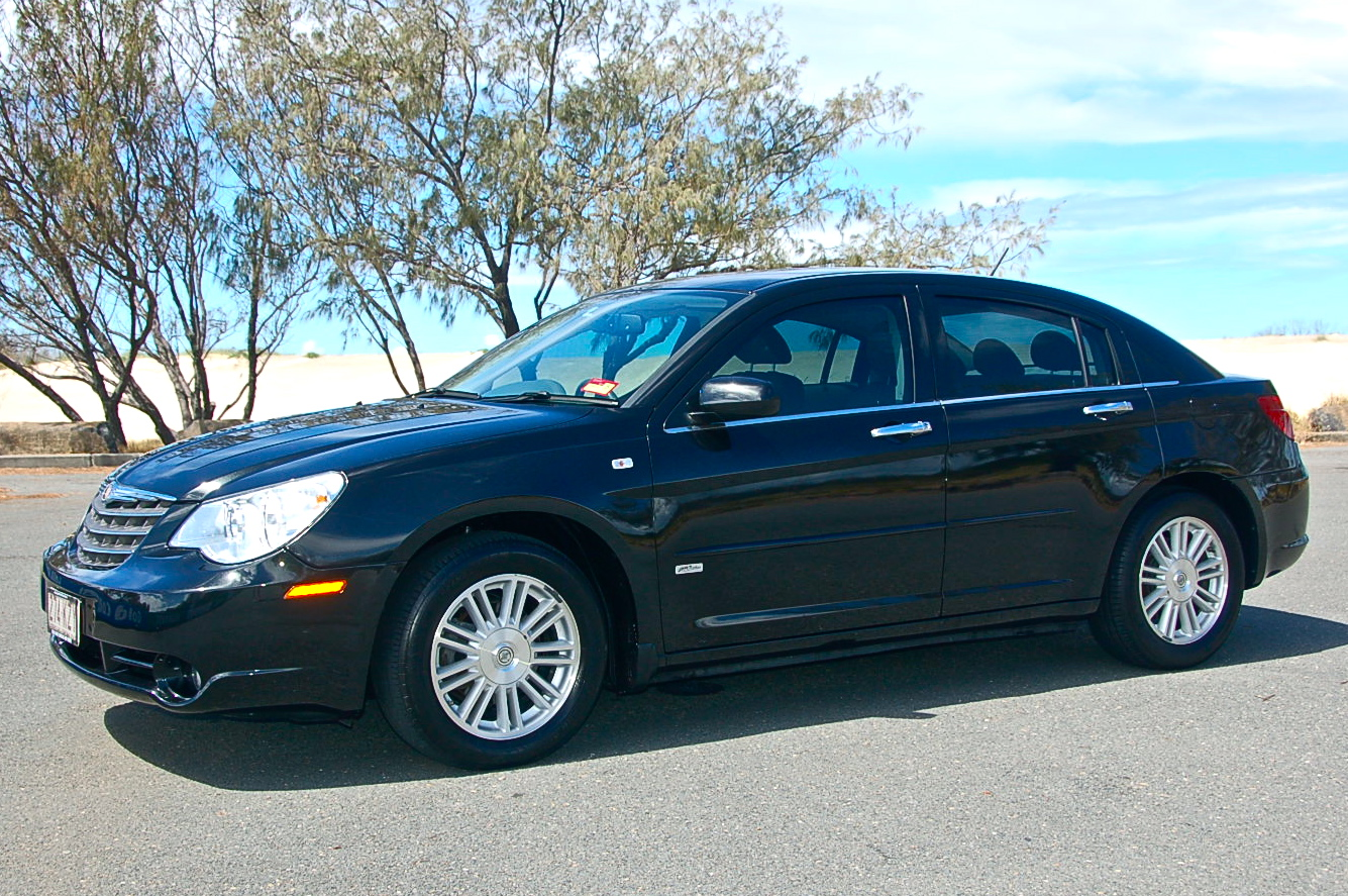2007 chrysler sebring touring js for sale qld gold coast. Cars Review. Best American Auto & Cars Review