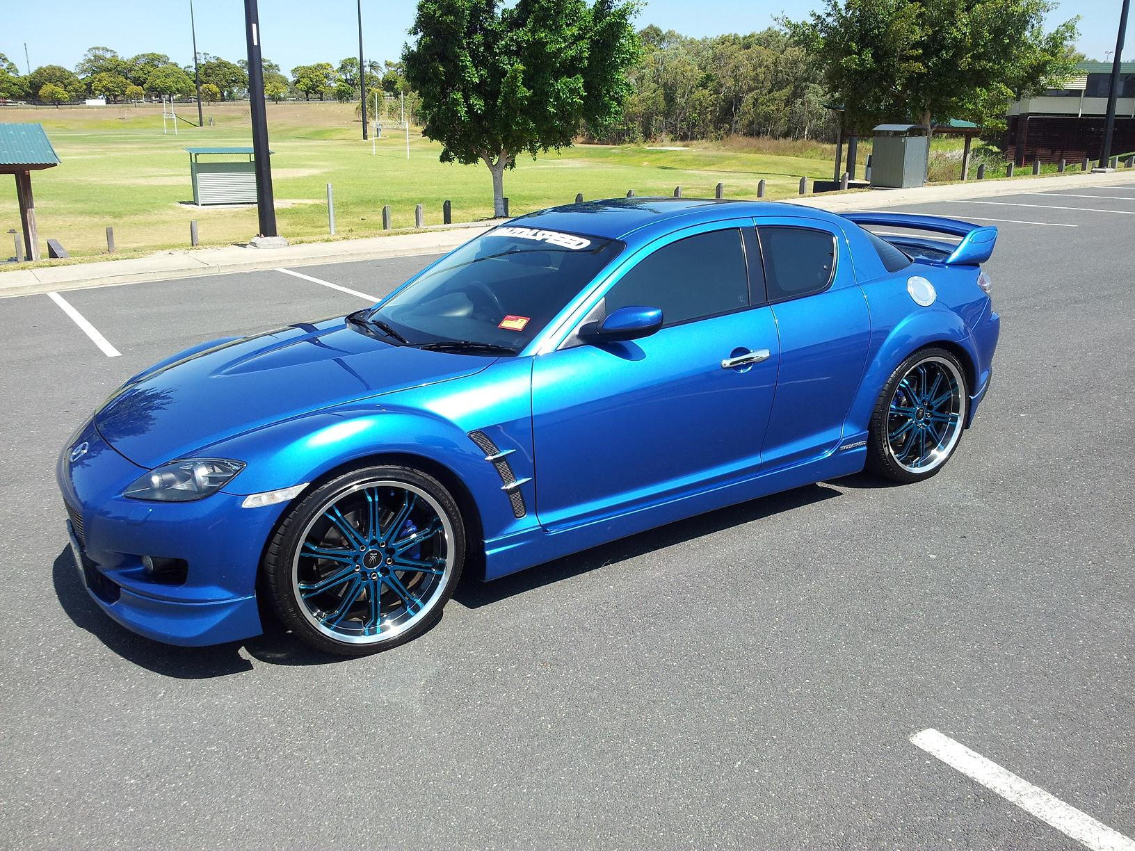 2007 mazda rx 8 my06 for sale qld brisbane north. Black Bedroom Furniture Sets. Home Design Ideas
