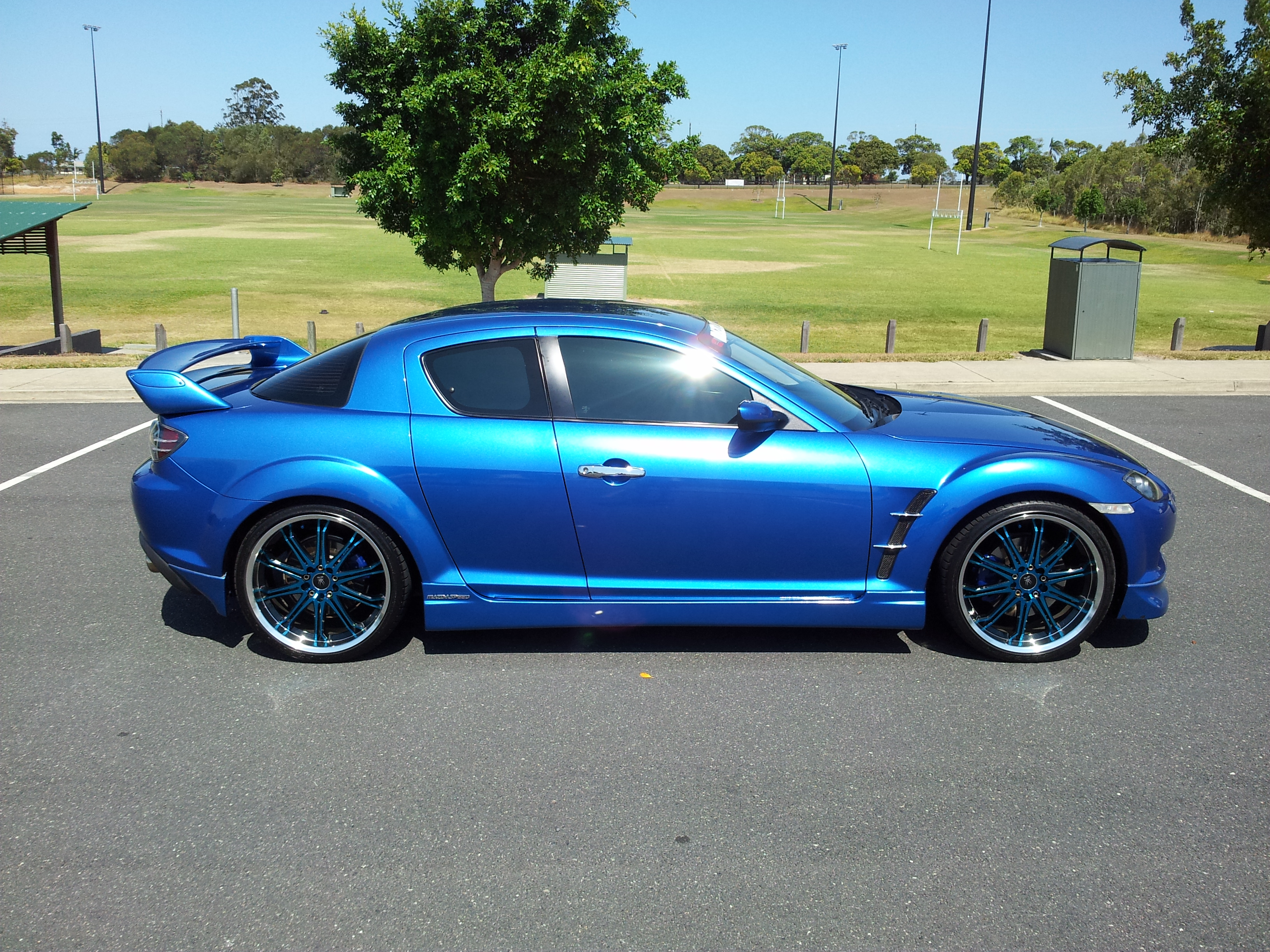 2007 Mazda Rx 8 My06 For Sale Qld Brisbane North