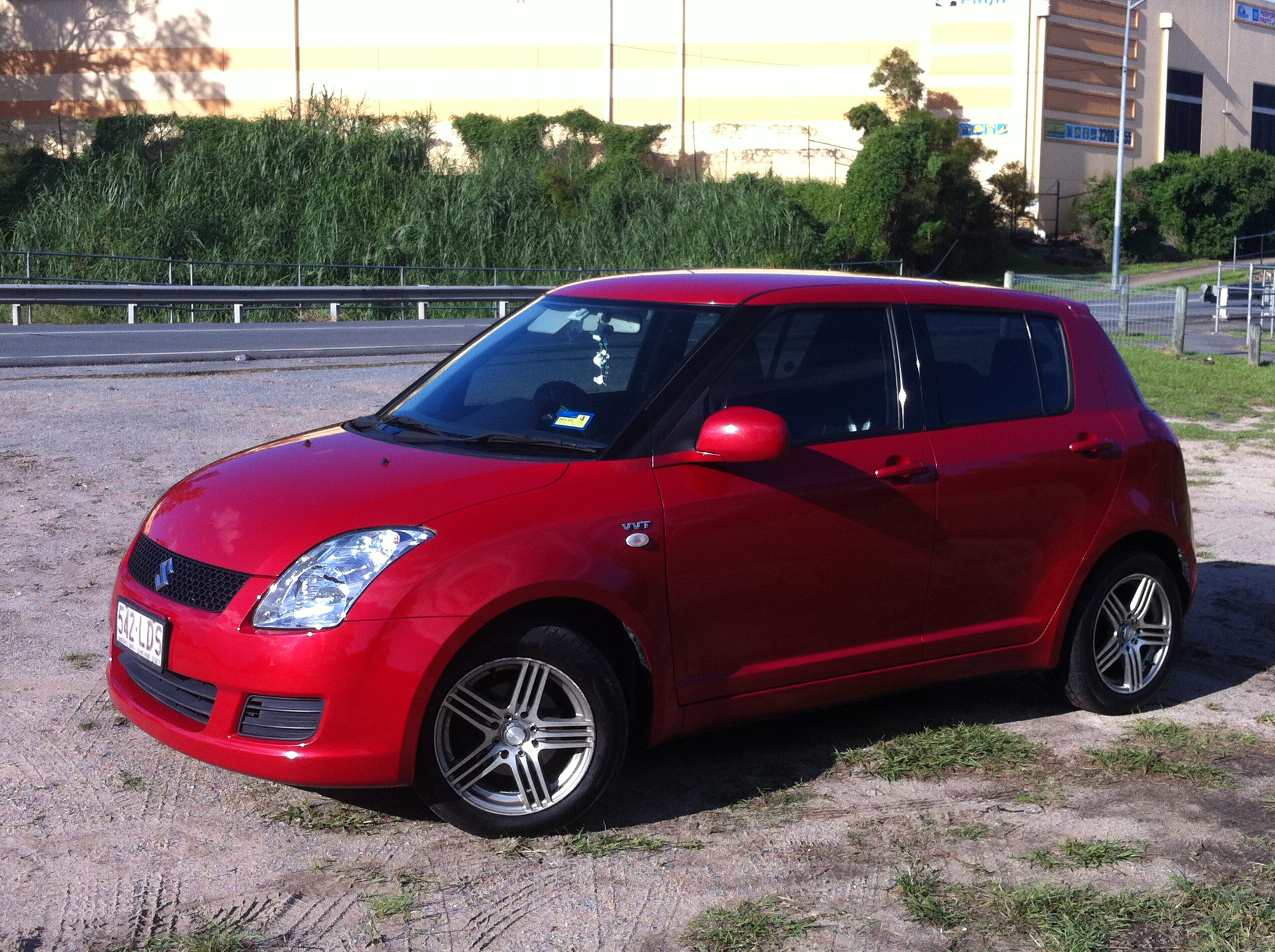 2008 suzuki swift for sale qld brisbane south. Black Bedroom Furniture Sets. Home Design Ideas