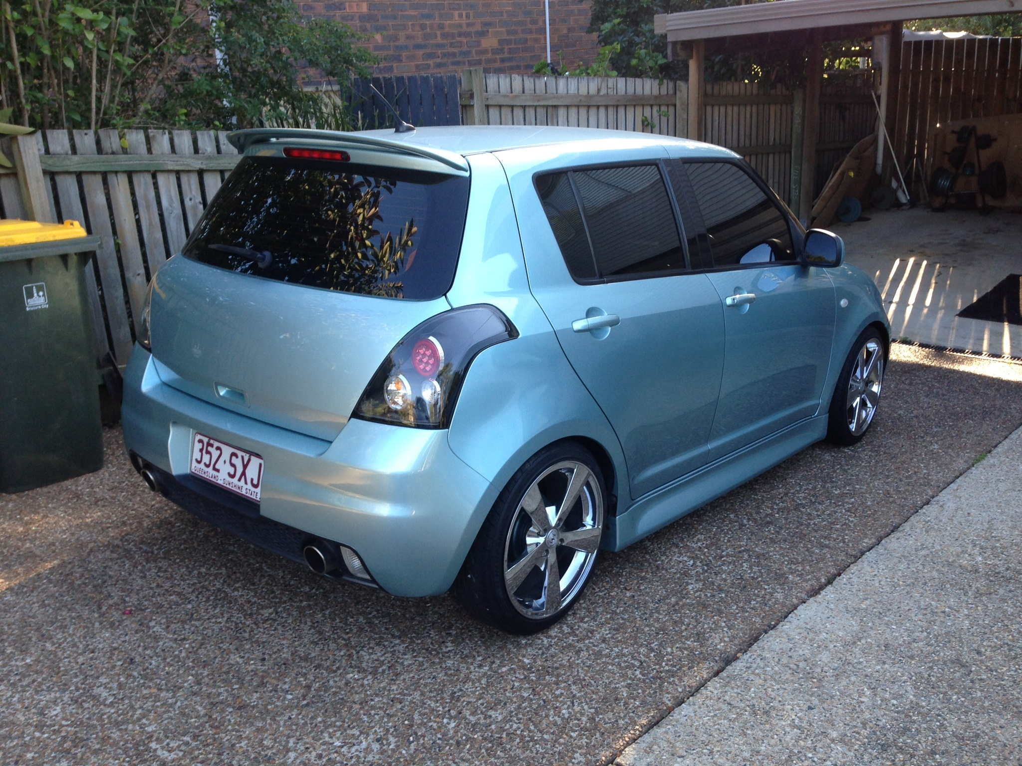 2008 suzuki swift for sale qld brisbane. Black Bedroom Furniture Sets. Home Design Ideas