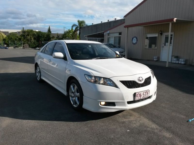 2008 toyota camry sportivo acv40r 07 upgrade car sales qld gold coast. Black Bedroom Furniture Sets. Home Design Ideas
