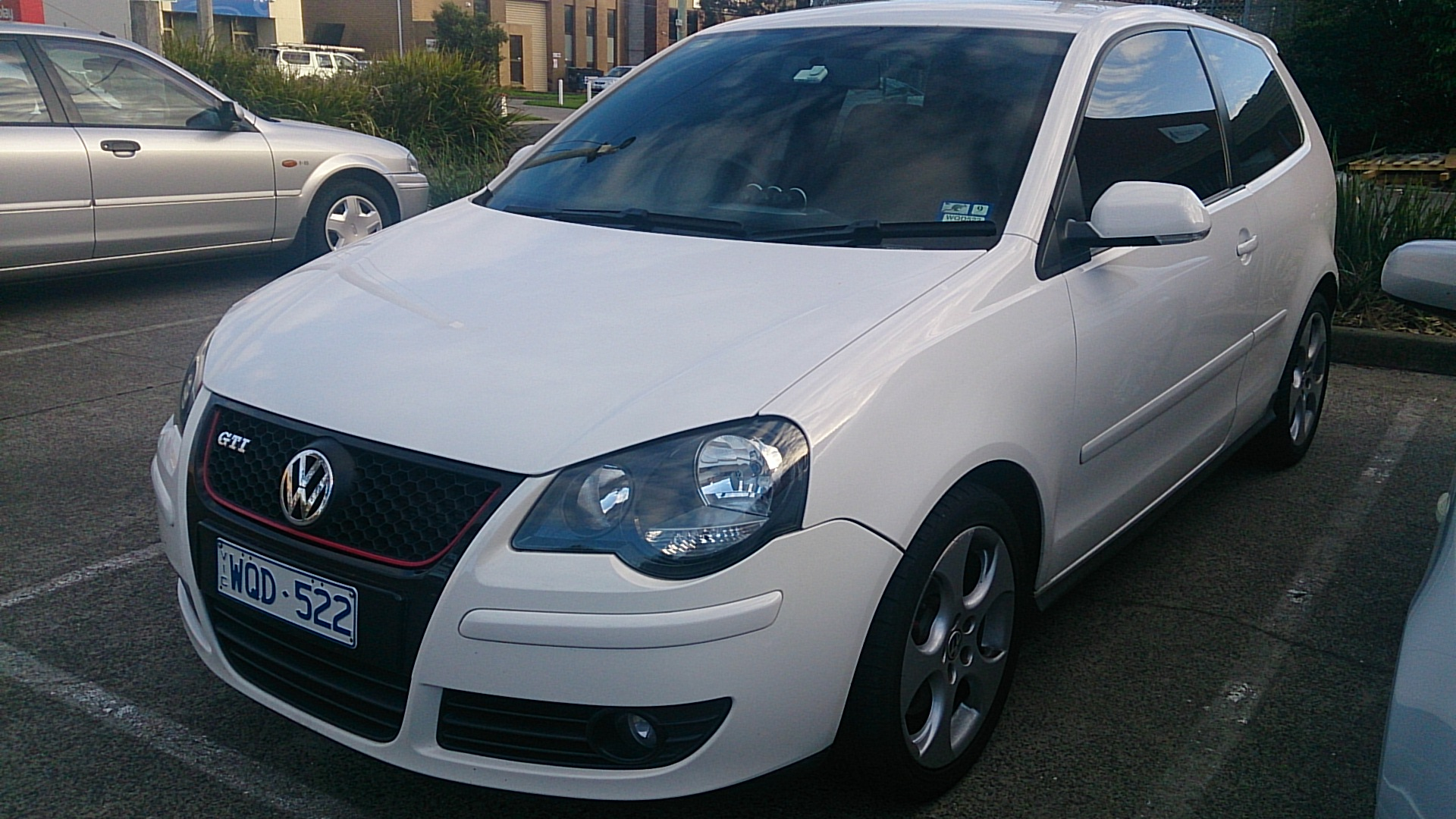 2008 volkswagen polo gti 9n my08 upgrade for sale vic. Black Bedroom Furniture Sets. Home Design Ideas