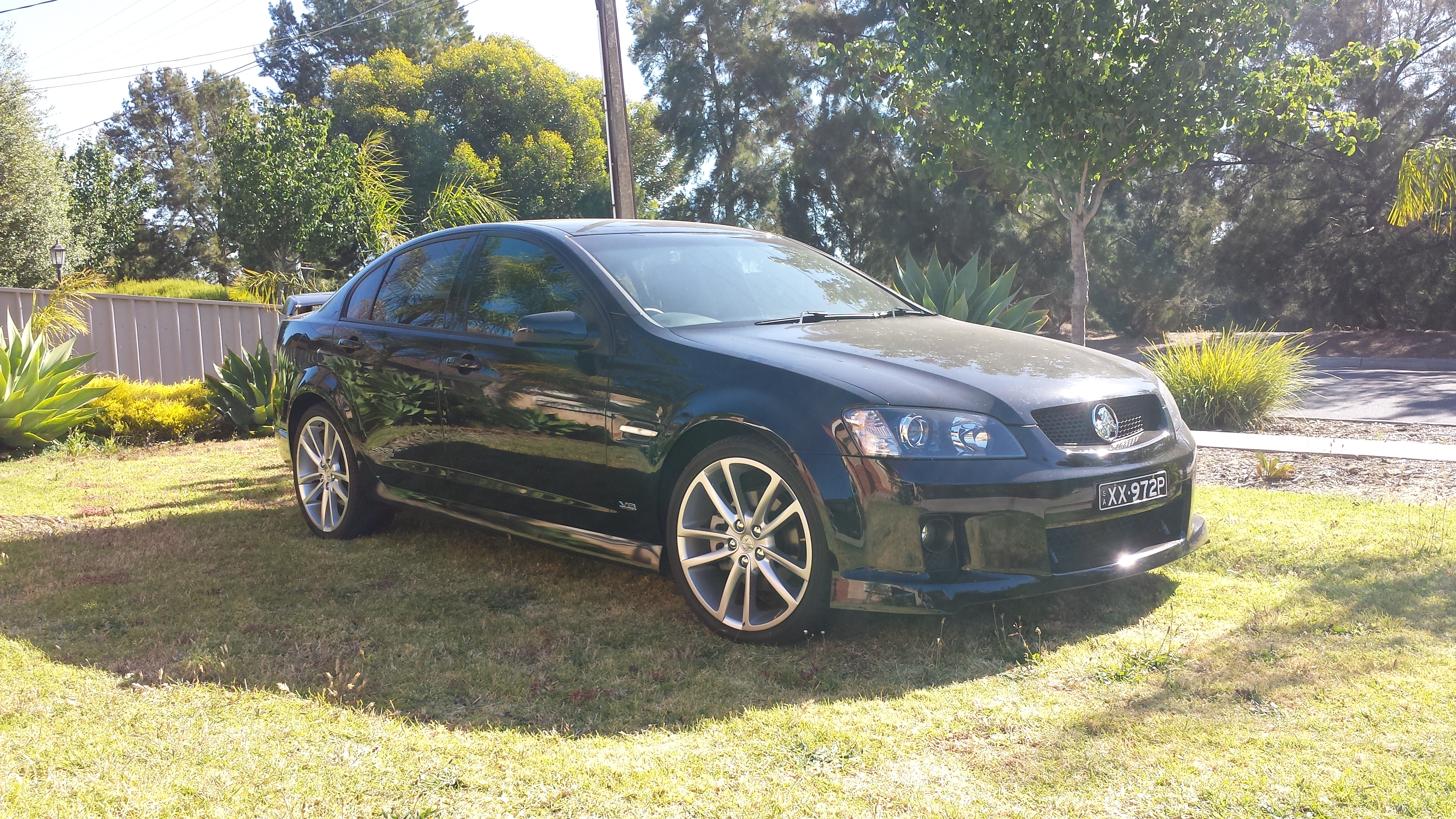 2009 Holden Commodore Ss V Ve My10 Car Sales Sa Adelaide
