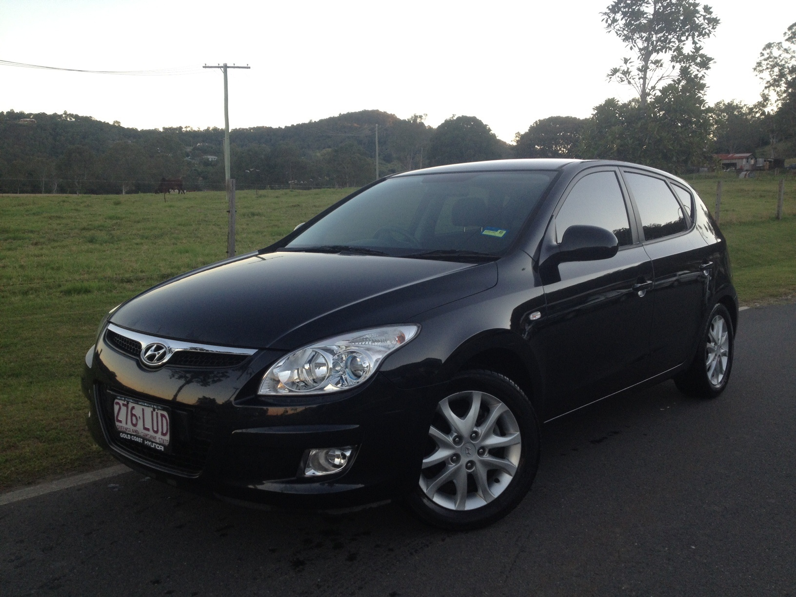 2009 hyundai i30 slx fd my09 for sale qld brisbane south. Black Bedroom Furniture Sets. Home Design Ideas