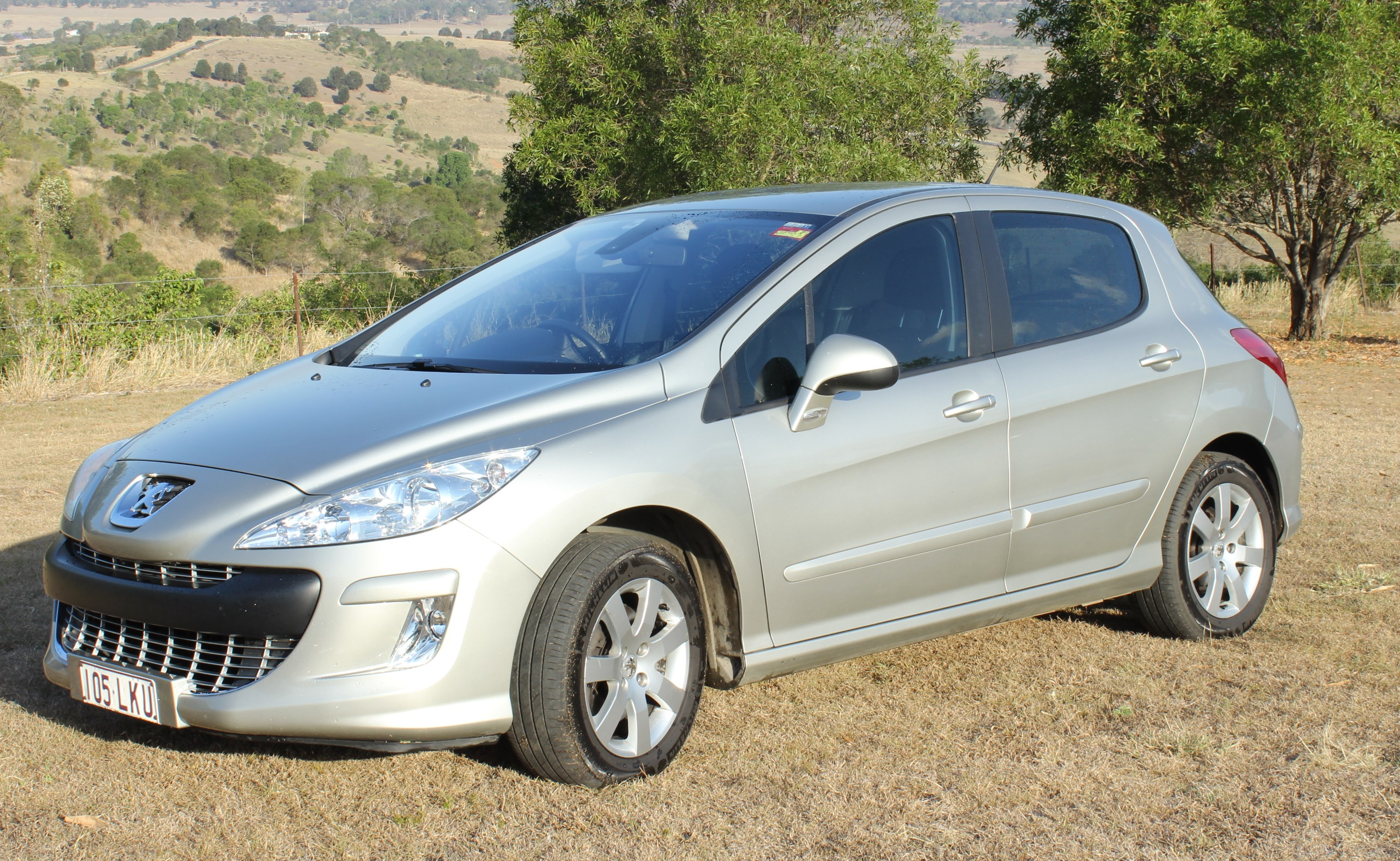 2009 peugeot 308 xse hdi for sale qld brisbane west. Black Bedroom Furniture Sets. Home Design Ideas