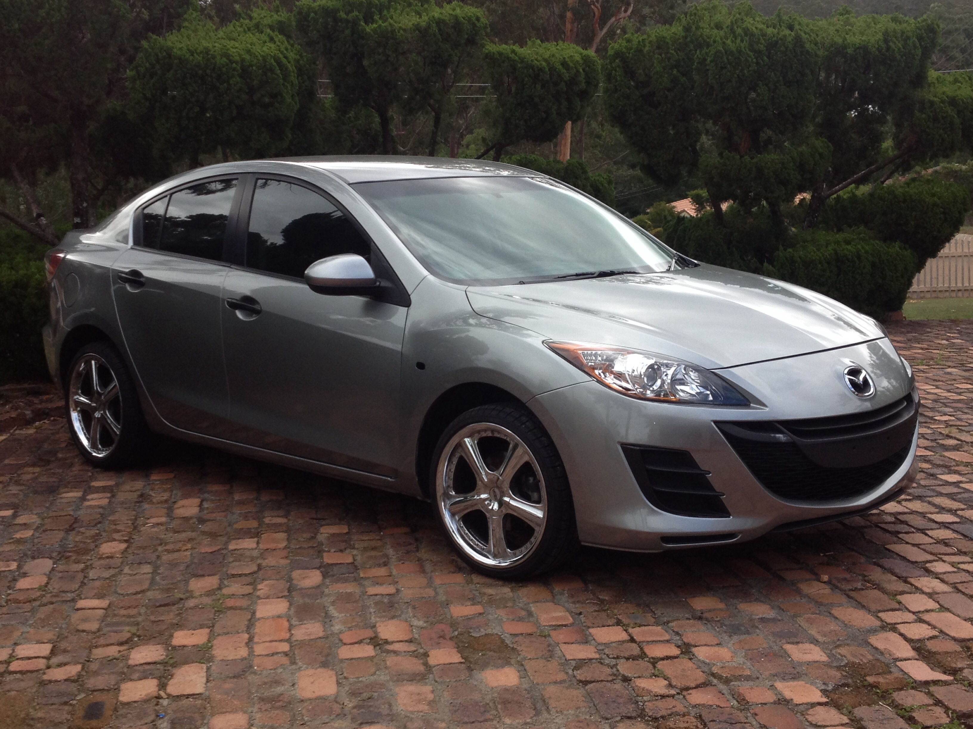 2010 mazda 3 for sale qld brisbane. Black Bedroom Furniture Sets. Home Design Ideas