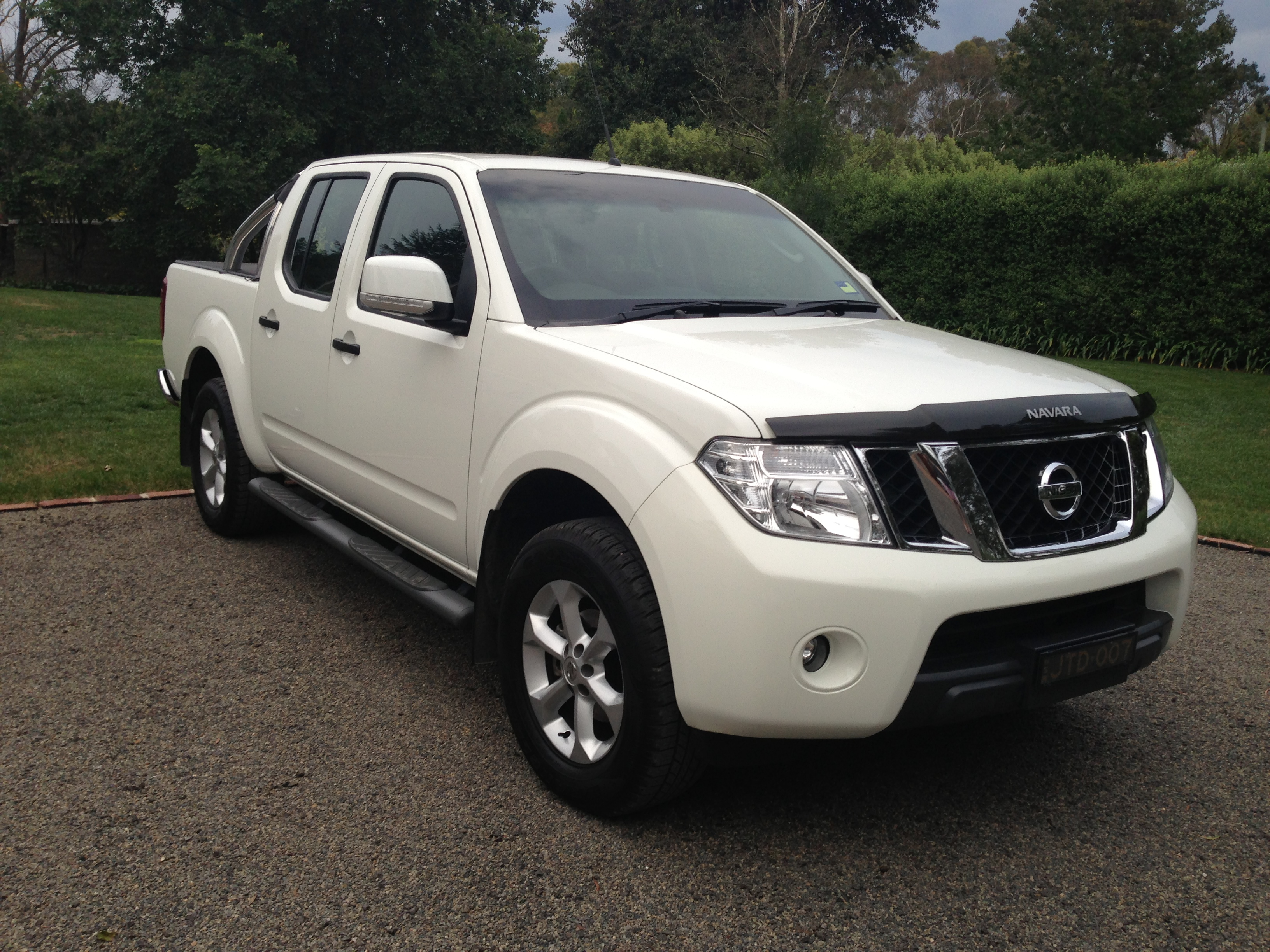 2012 nissan navara st 4x4 d40 my12 car sales nsw southern highlands. Black Bedroom Furniture Sets. Home Design Ideas