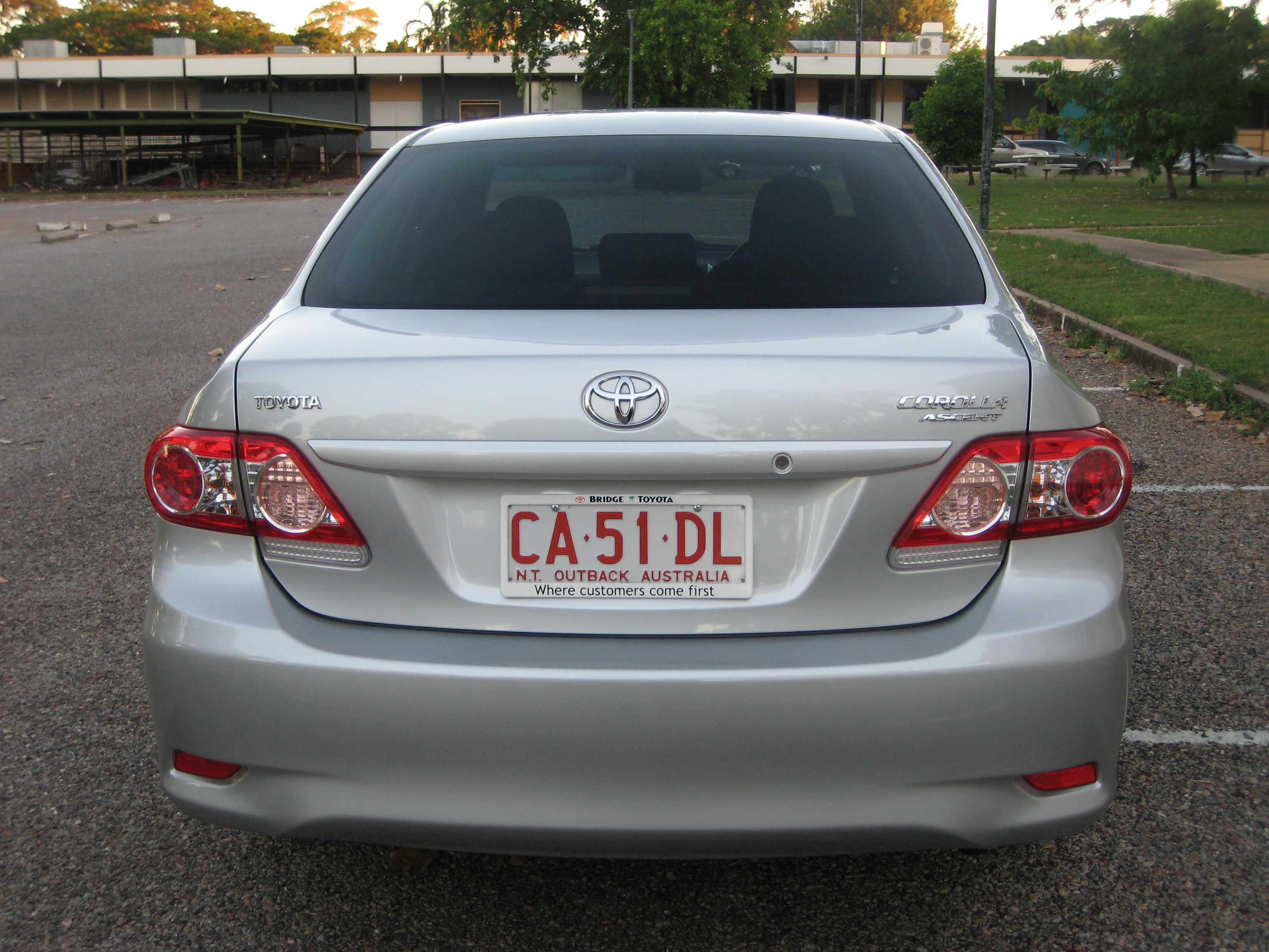 #663E3B 2012 Toyota Corolla Ascent ZRE152R MY11 Car Sales NT: Darwin Highly Rated 9479 Car Air Conditioning Repairs Geelong wallpapers with 3072x2304 px on helpvideos.info - Air Conditioners, Air Coolers and more