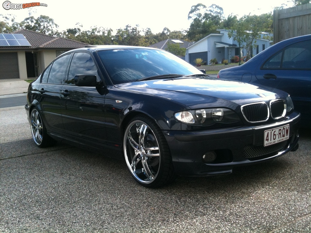 2004 bmw 318i sport e46 car sales qld brisbane west. Black Bedroom Furniture Sets. Home Design Ideas